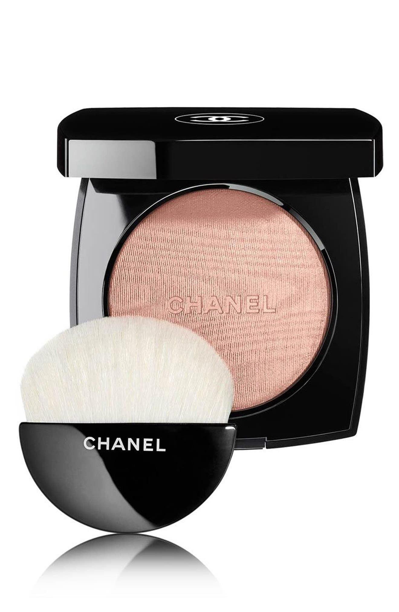 HIGHLIGHTING<br />Powder Compact,                         Main,                         color, 30 Rosy Gold