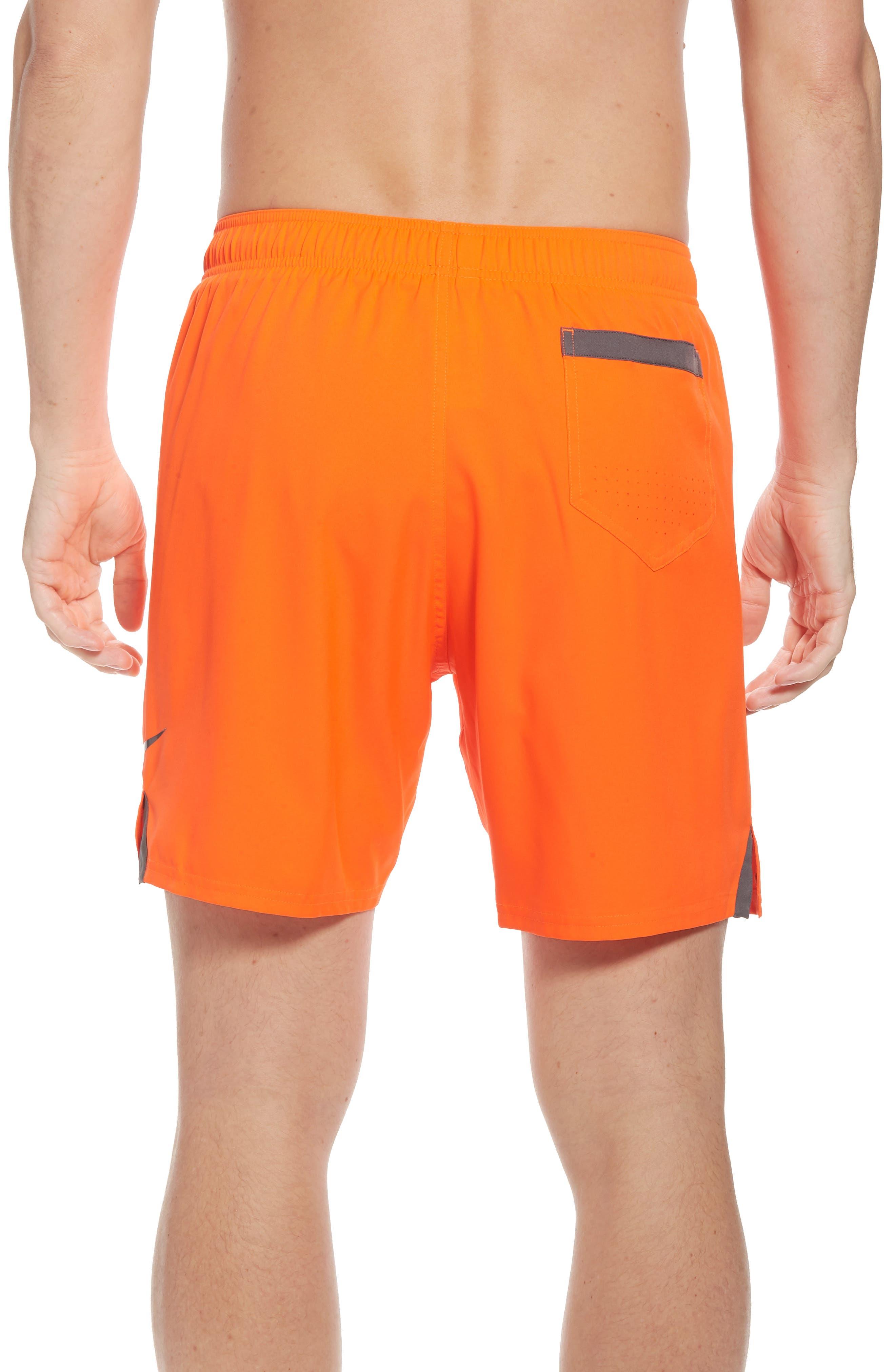 Alternate Image 2  - Nike Vital Swim Trunks