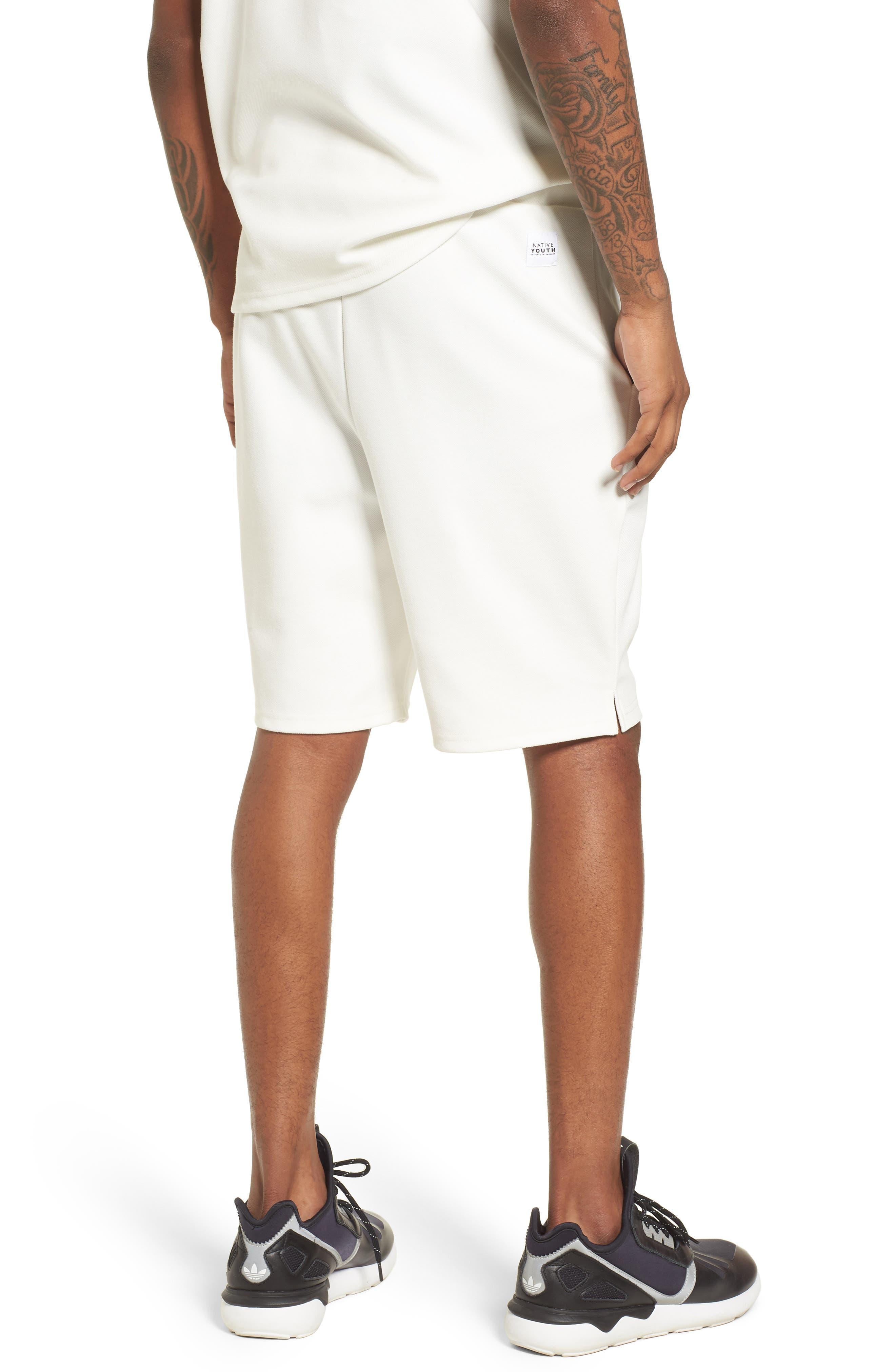 Storm Shorts,                             Alternate thumbnail 2, color,                             White