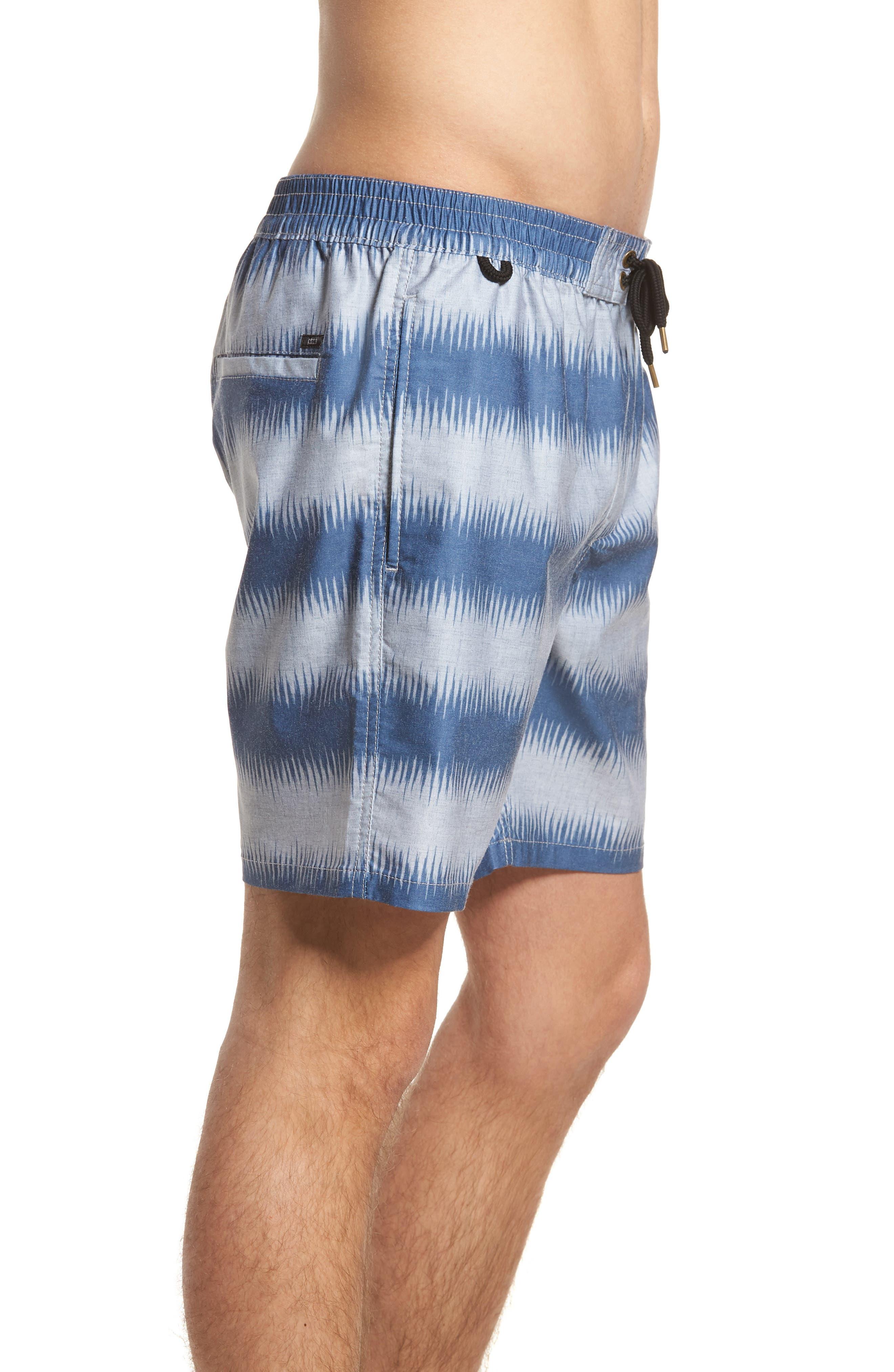 Moonshine Pool Shorts,                             Alternate thumbnail 4, color,                             Indigo