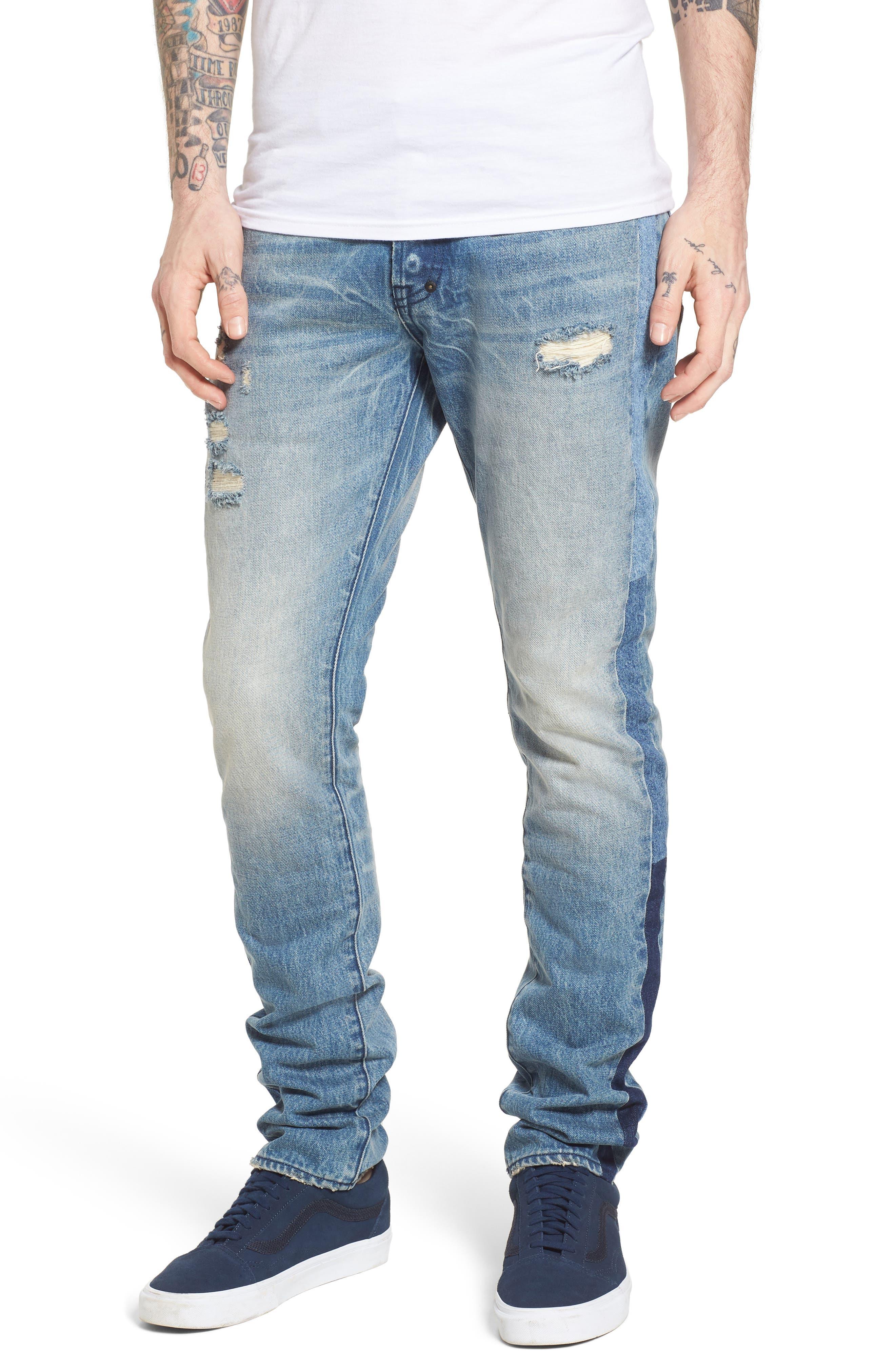 PRPS Le Sabre Slim Fit Jeans (Kinship)