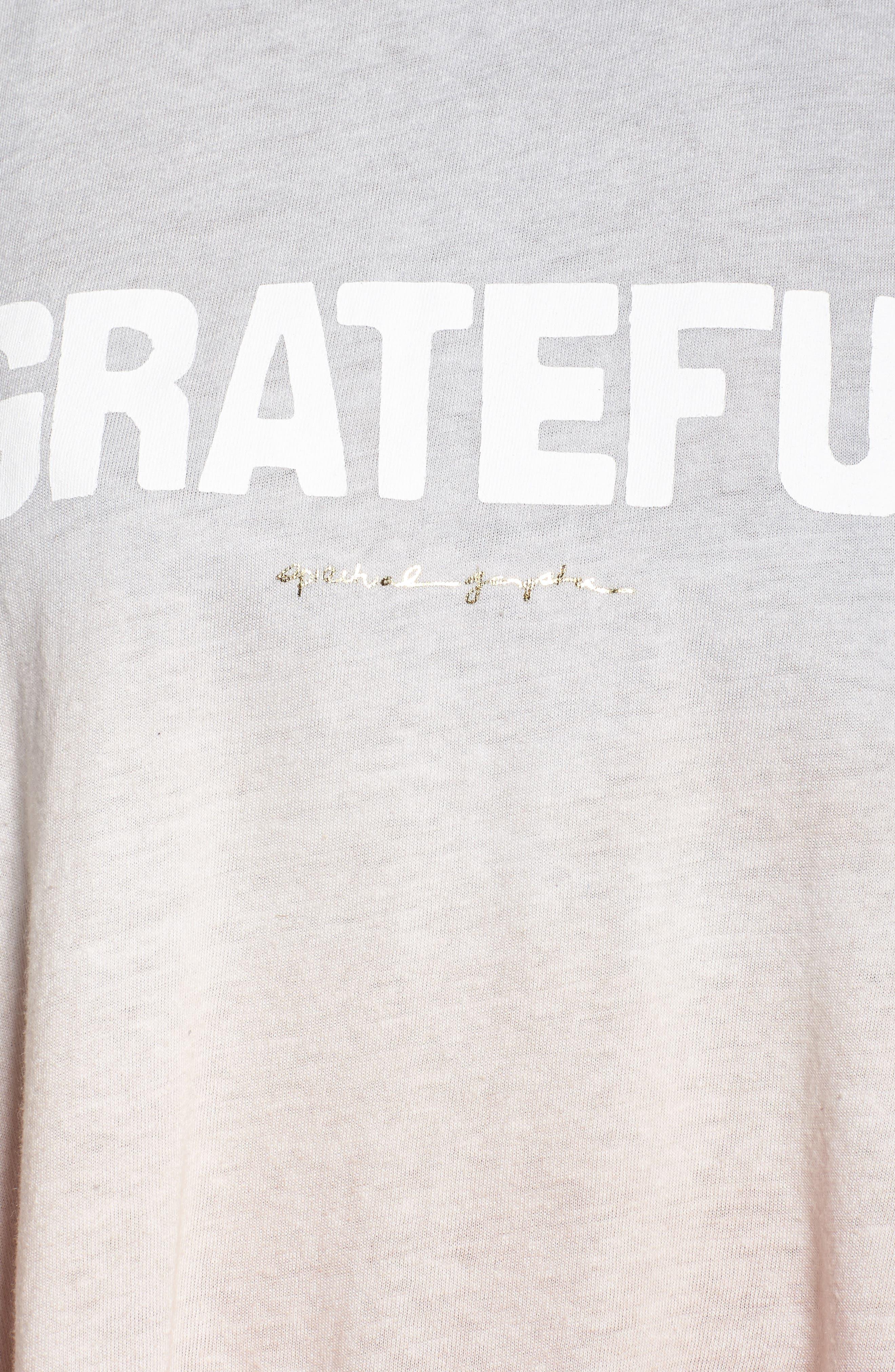 Grateful Graphic Tank,                             Alternate thumbnail 6, color,                             Sunset
