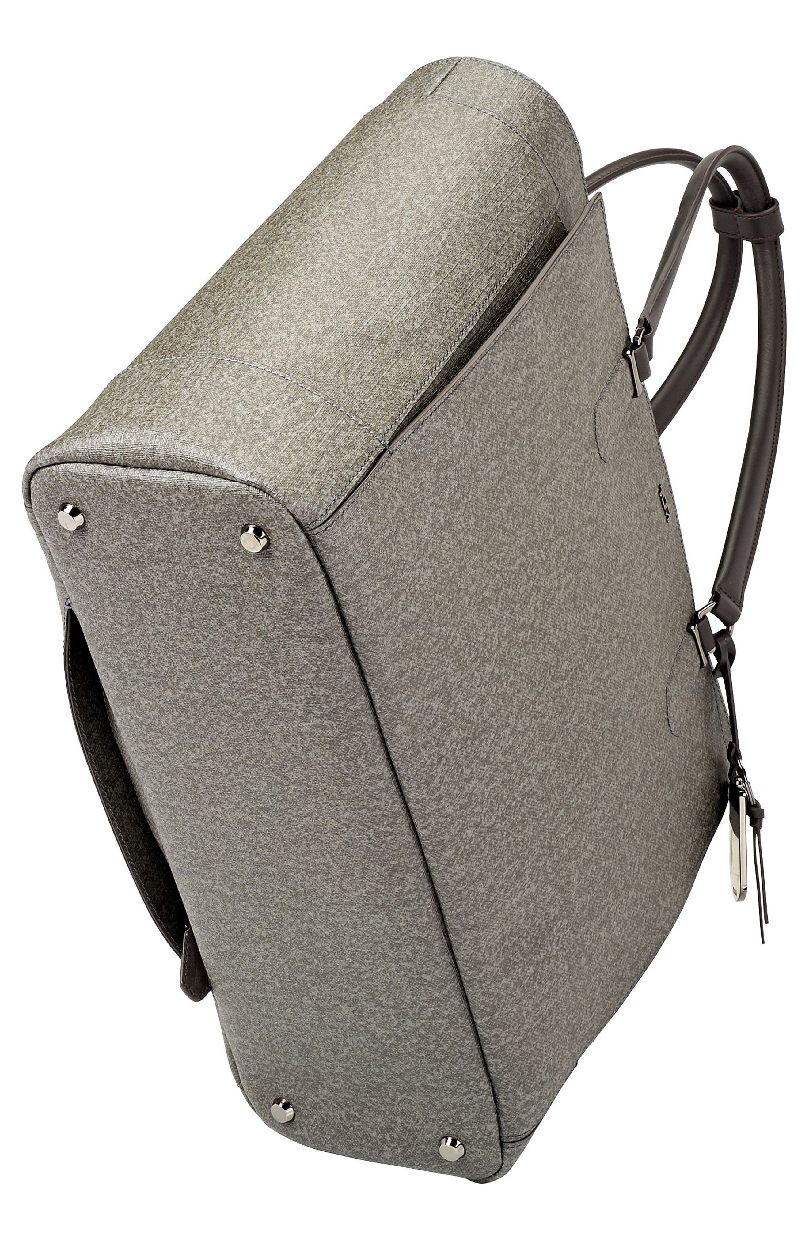 Stanton Business Tote,                             Alternate thumbnail 4, color,                             Earl Grey