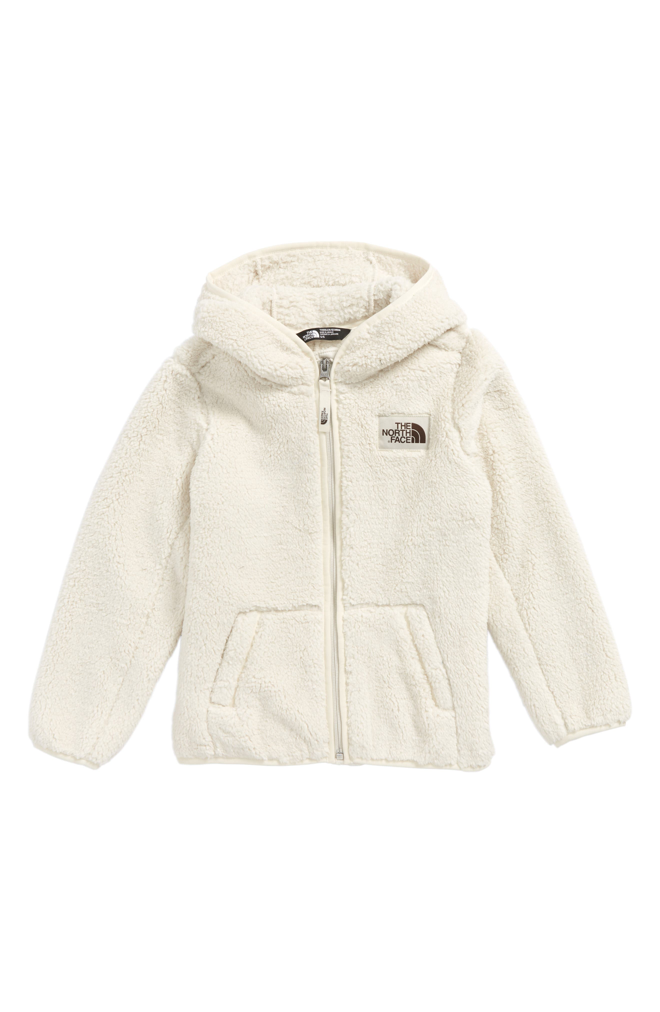 The North Face Campshire Hooded Fleece Jacket (Toddler Girls & Little Girls)