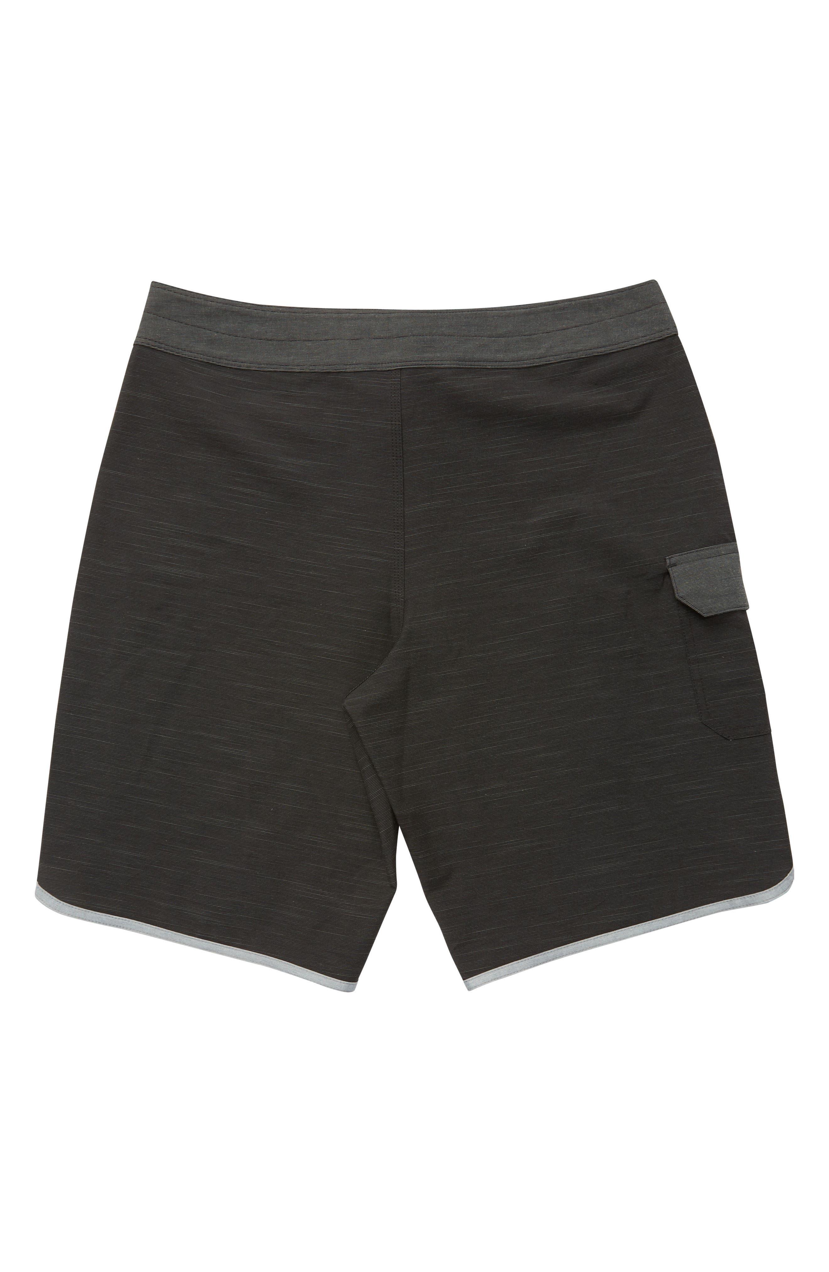 73 X Board Shorts,                             Alternate thumbnail 2, color,                             Black