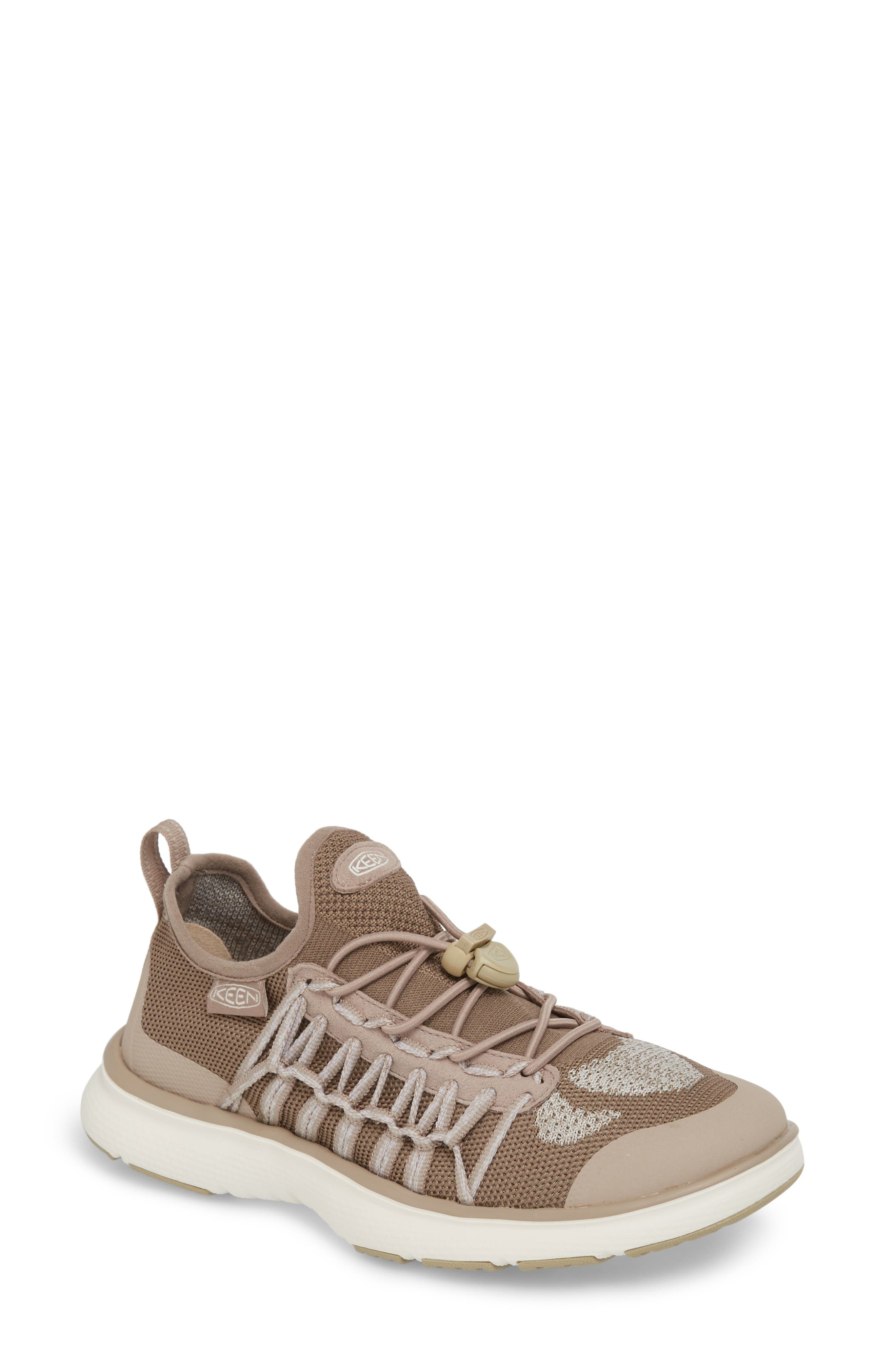 Uneek Exo Water Sneaker,                             Main thumbnail 1, color,                             Plaza Taupe