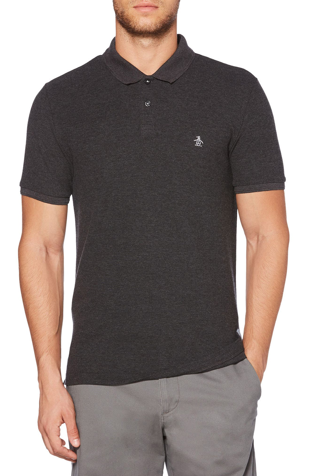 Original Penguin Daddy-O Piqué Polo