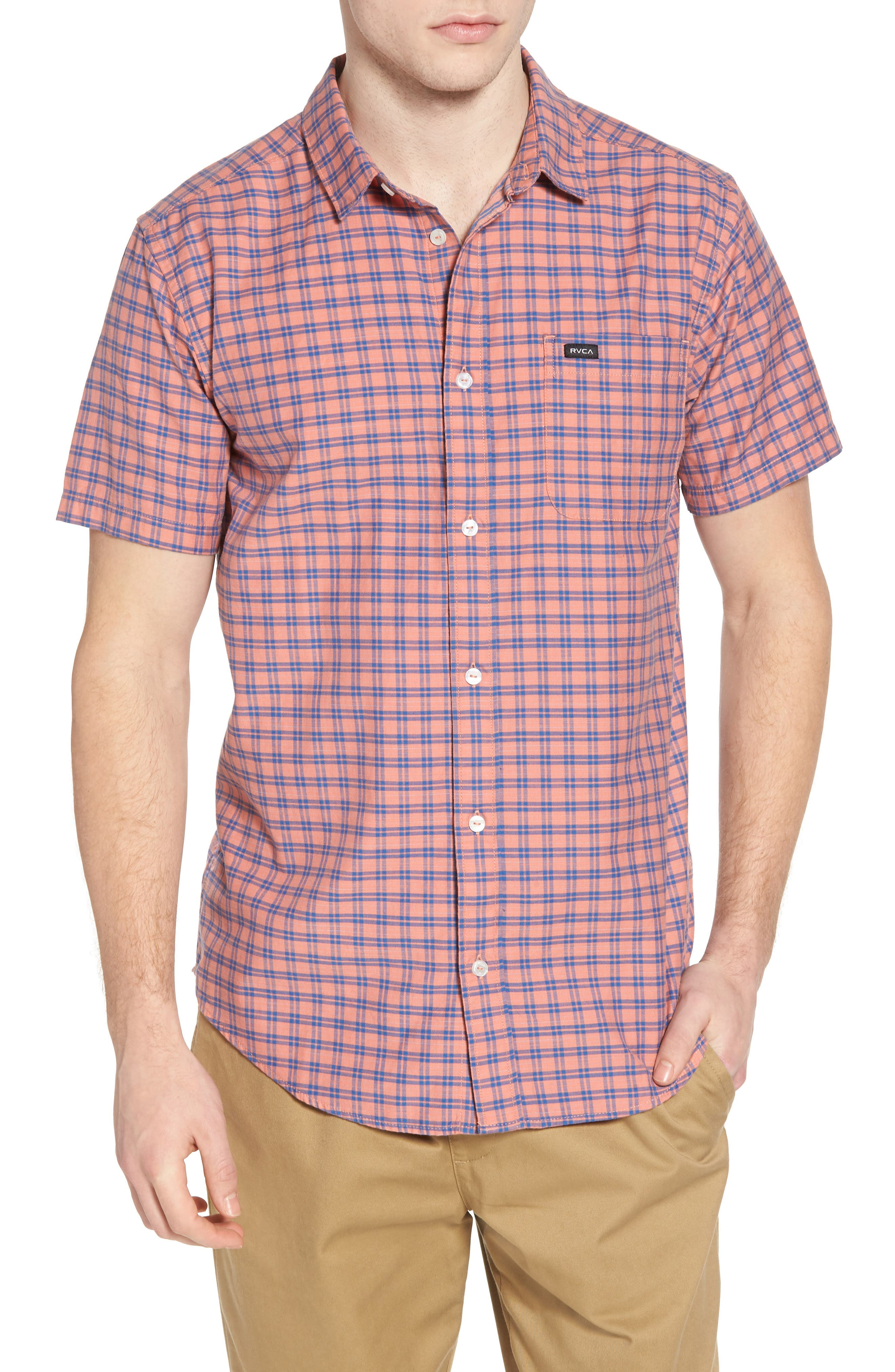 RVCA Delivery Woven Shirt