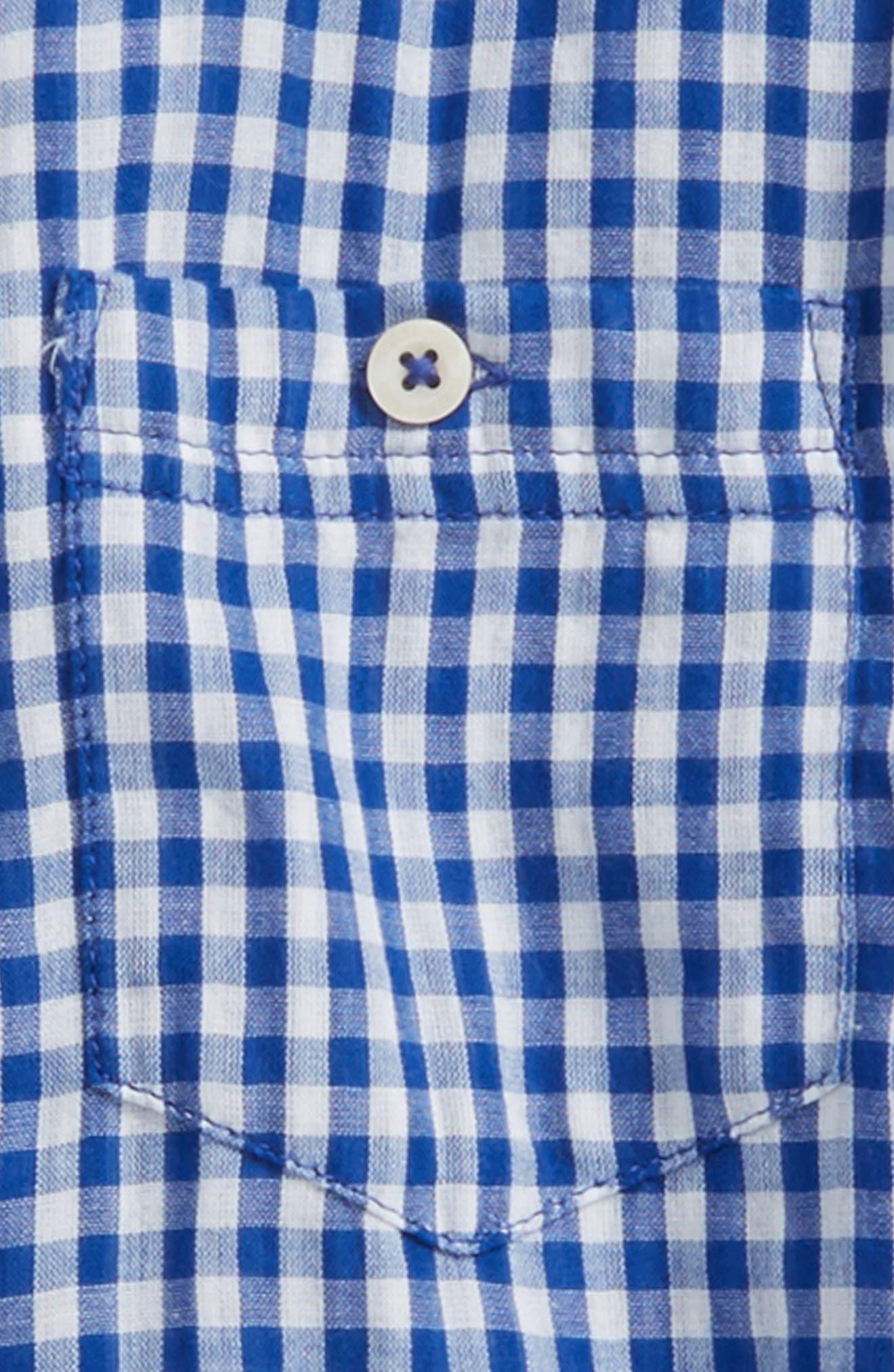 Alternate Image 2  - Tucker + Tate Double Cloth Shirt (Toddler Boys & Little Boys)