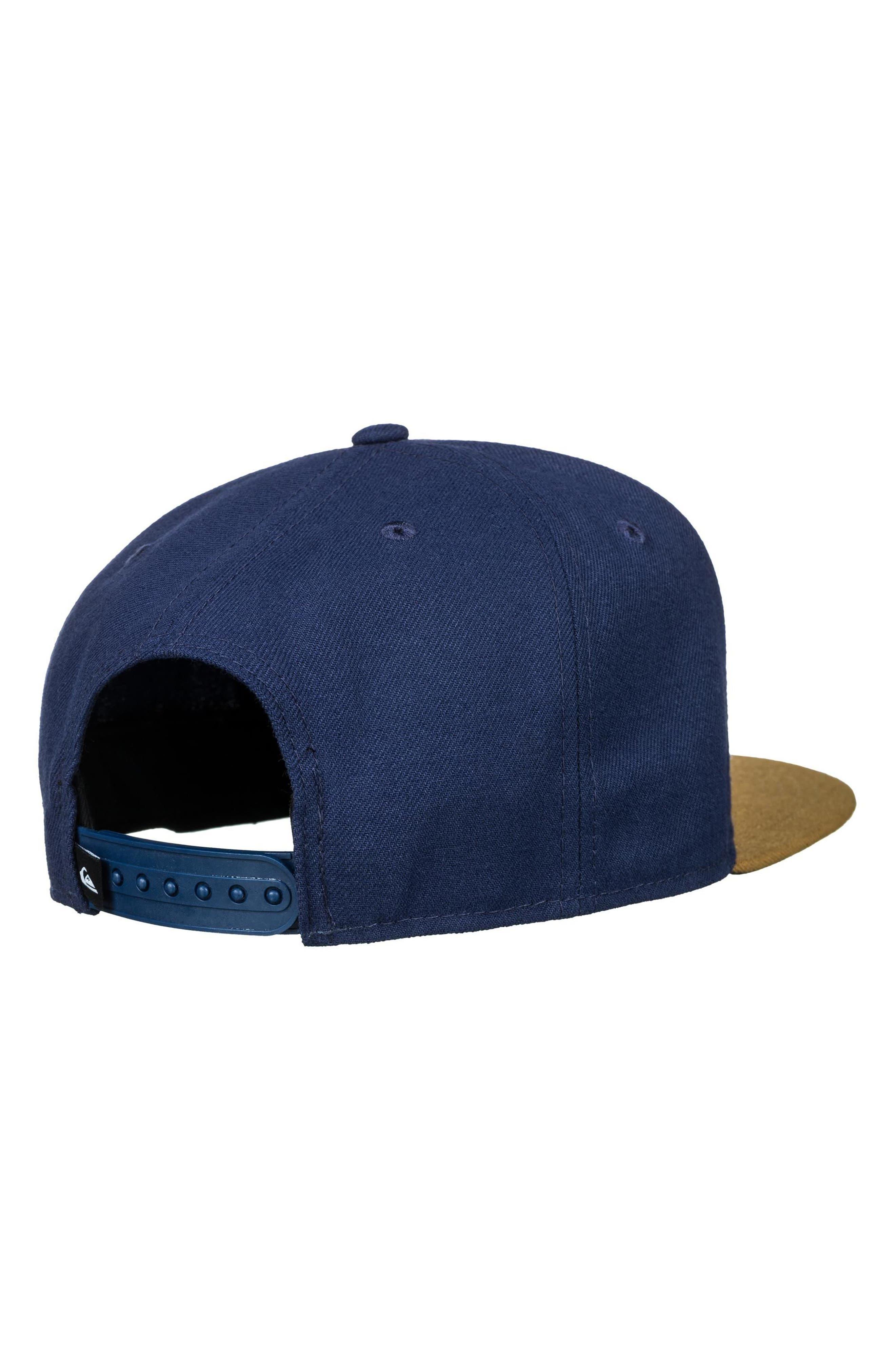 x New Era Stuckles Snapback Cap,                             Alternate thumbnail 2, color,                             Navy Blazer