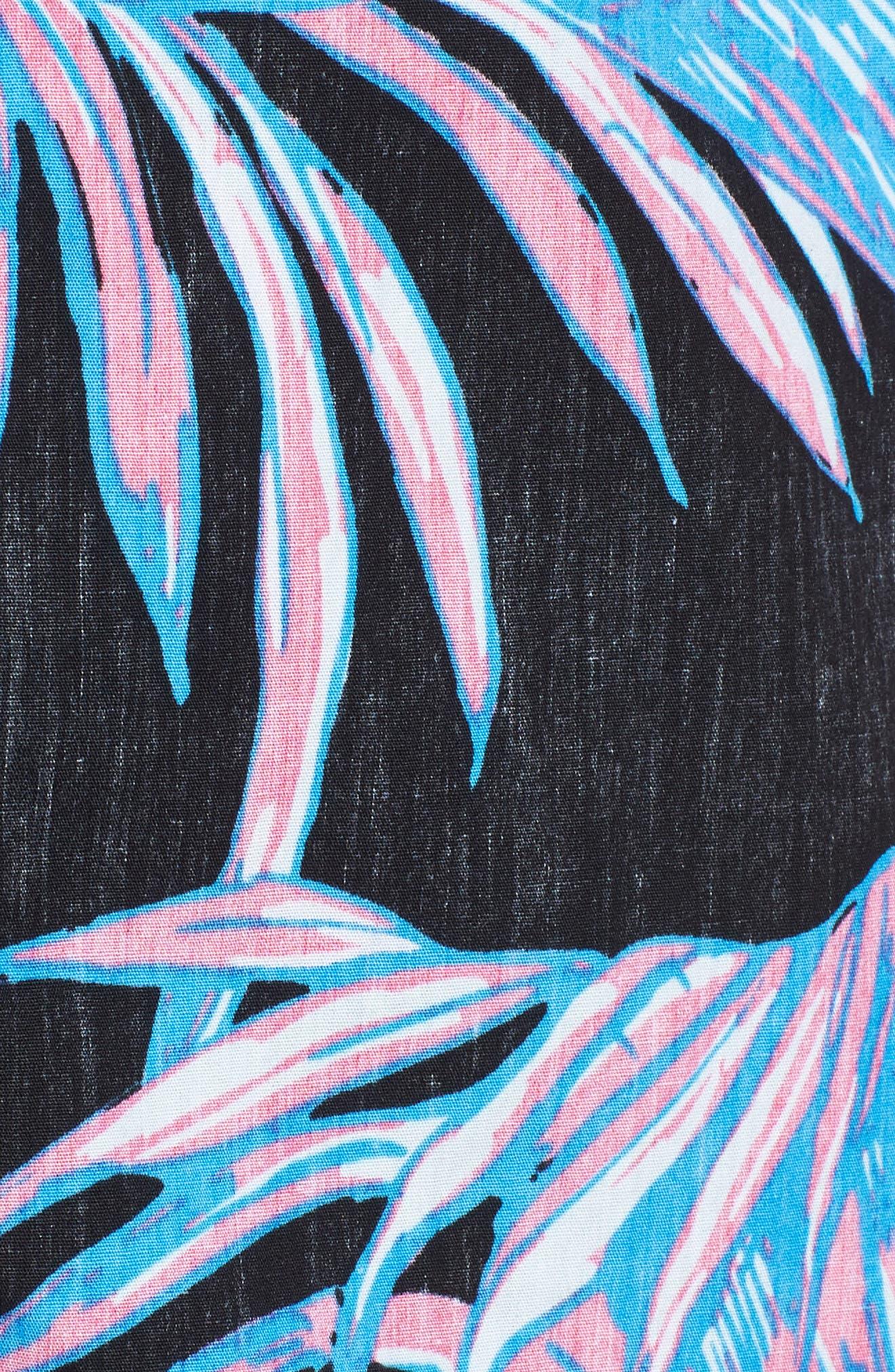 Koko Shirt,                             Alternate thumbnail 5, color,                             Black