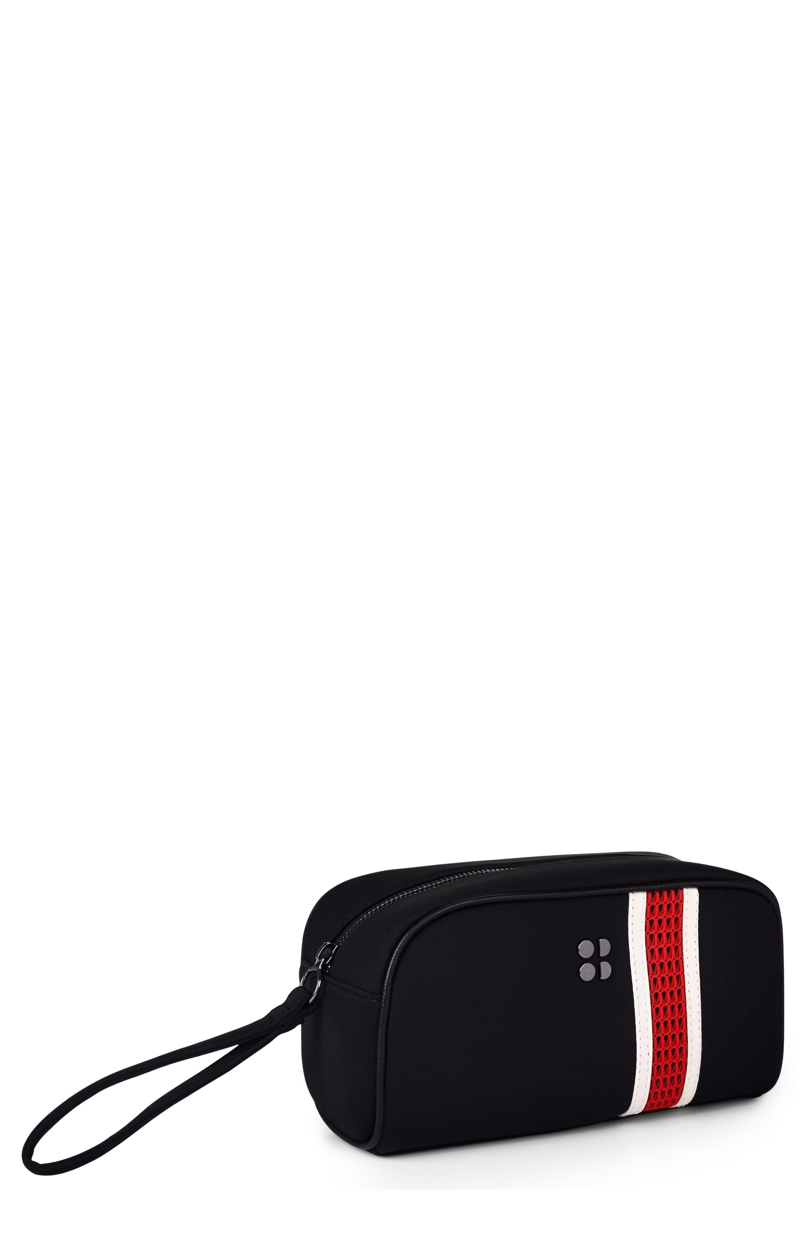 Gym Clutch,                         Main,                         color, Black