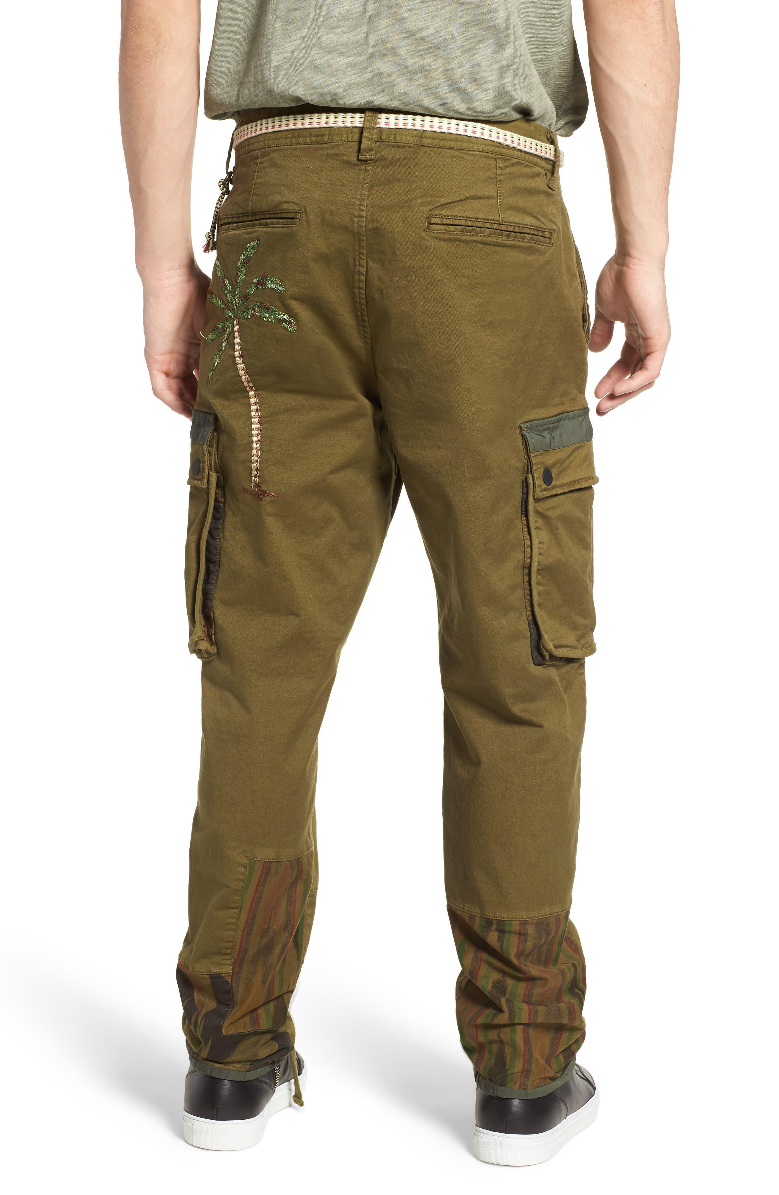 Alternate Image 2  - Scotch & Soda Utility Pants