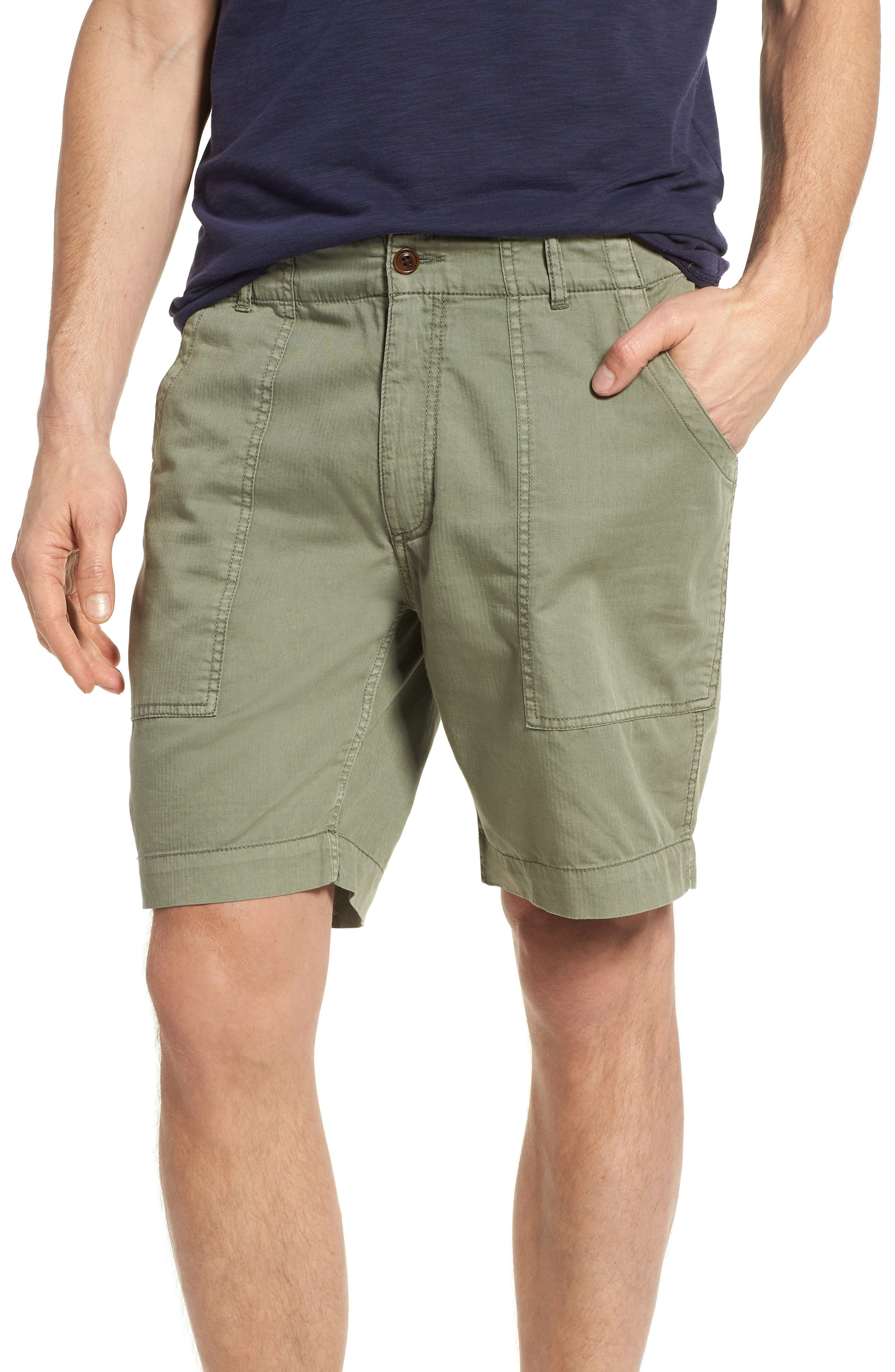 Radar Camp Shorts,                         Main,                         color, Olive