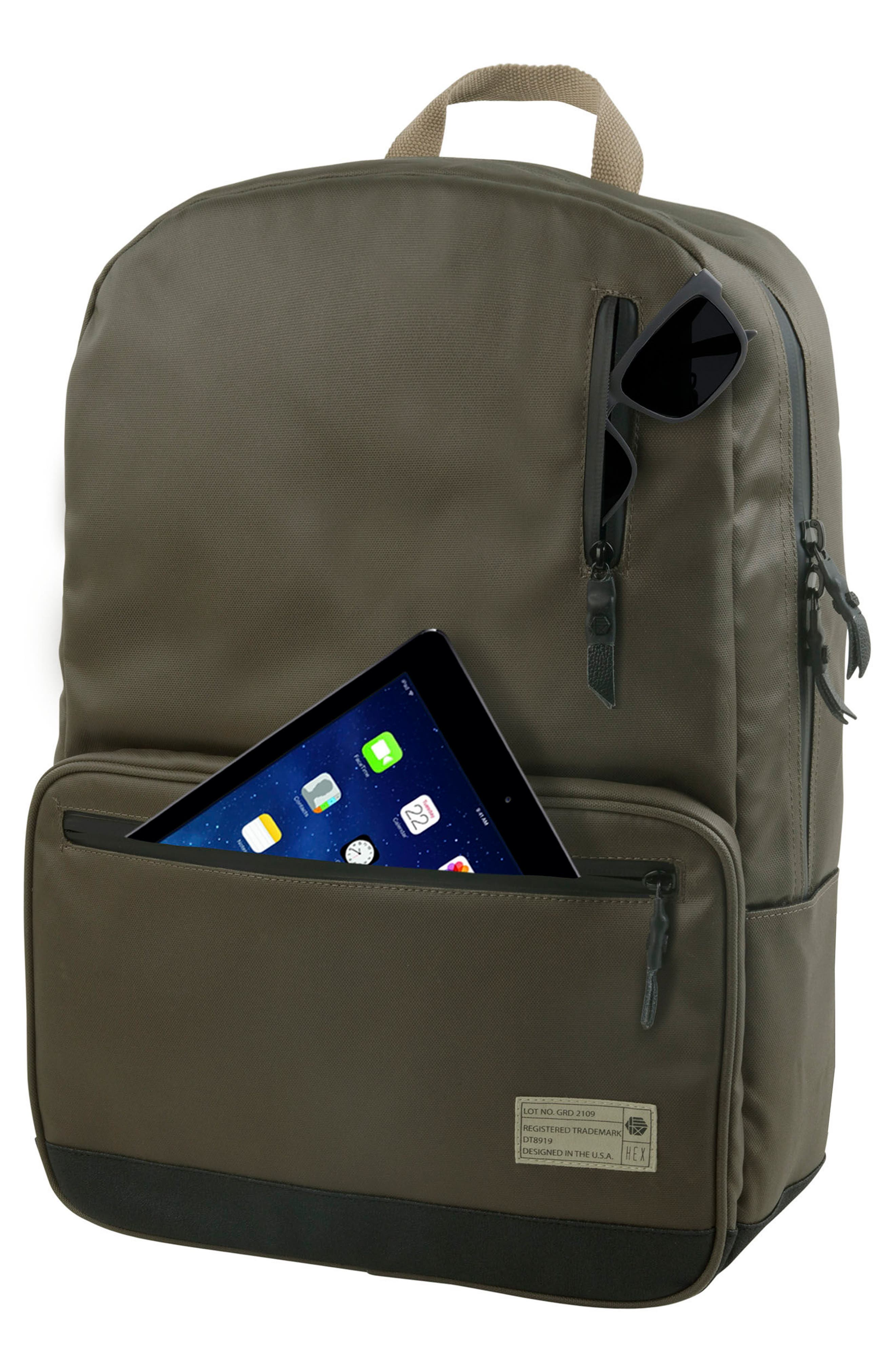 Watney Signal Backpack,                             Alternate thumbnail 2, color,                             Olive