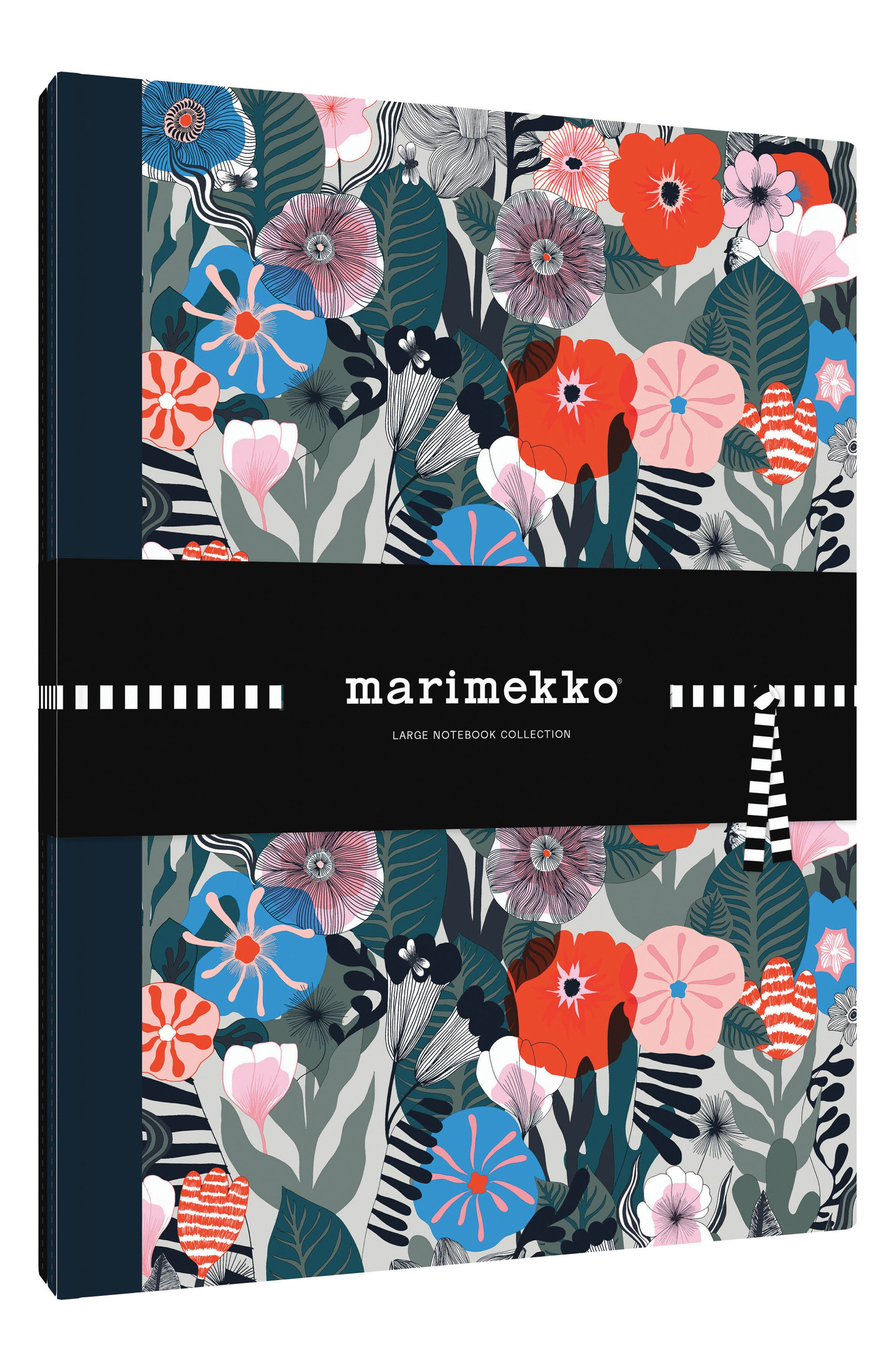 x Marimekko Set of 2 Notebooks,                             Alternate thumbnail 2, color,                             Multi