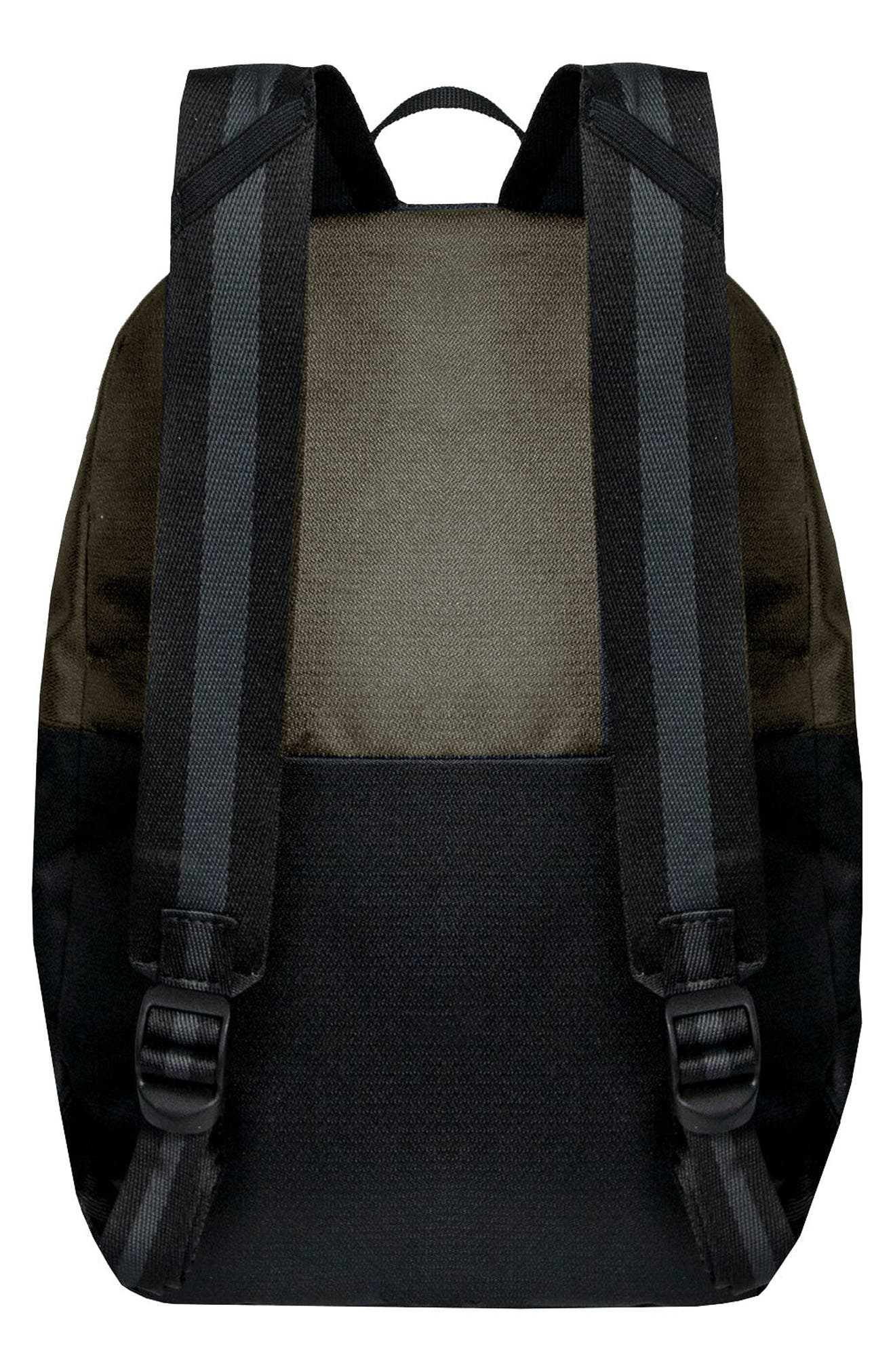 Mini Dash RFID Backpack,                             Alternate thumbnail 3, color,                             Ash