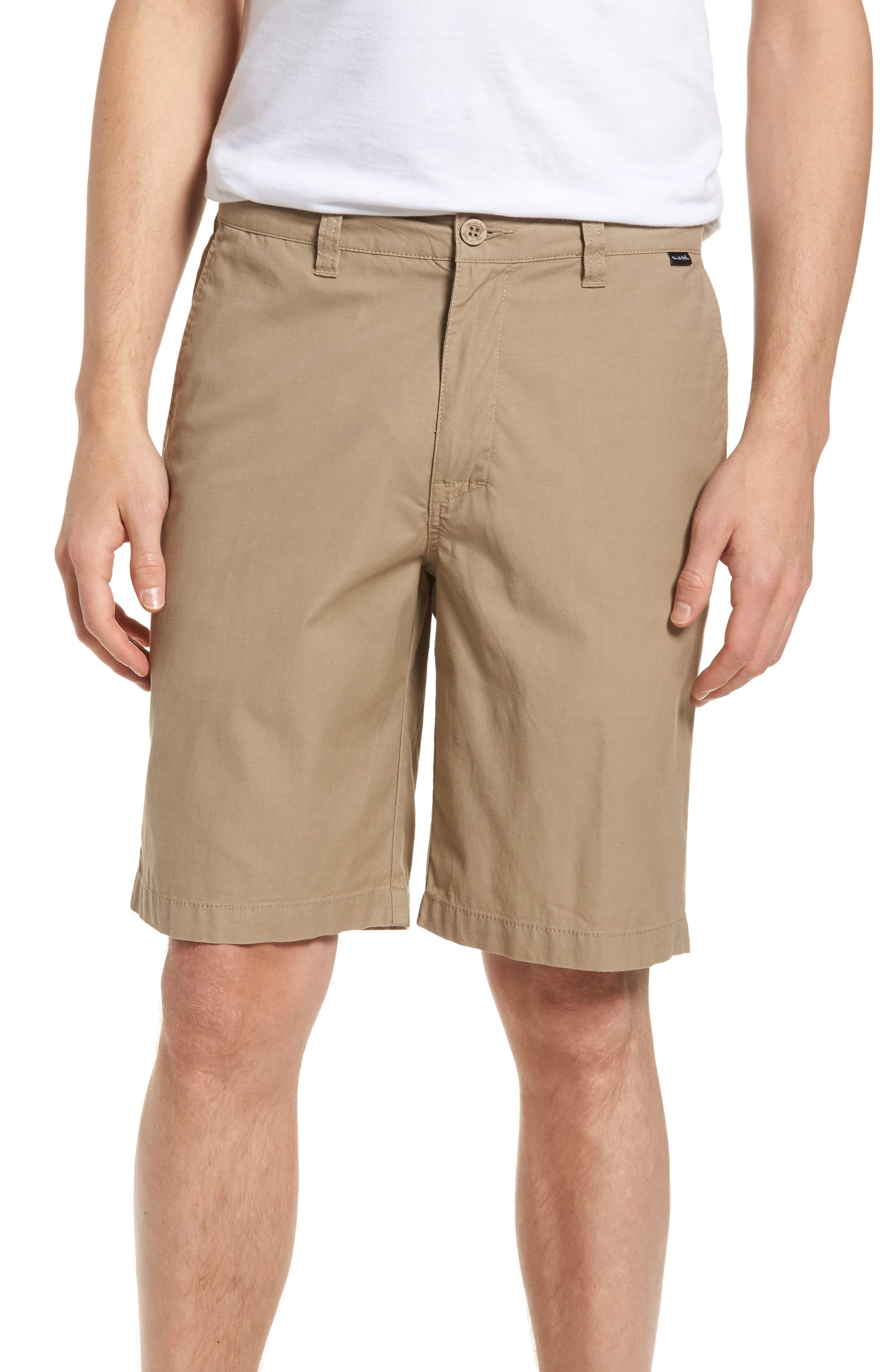Huntington Shorts,                         Main,                         color, Khaki