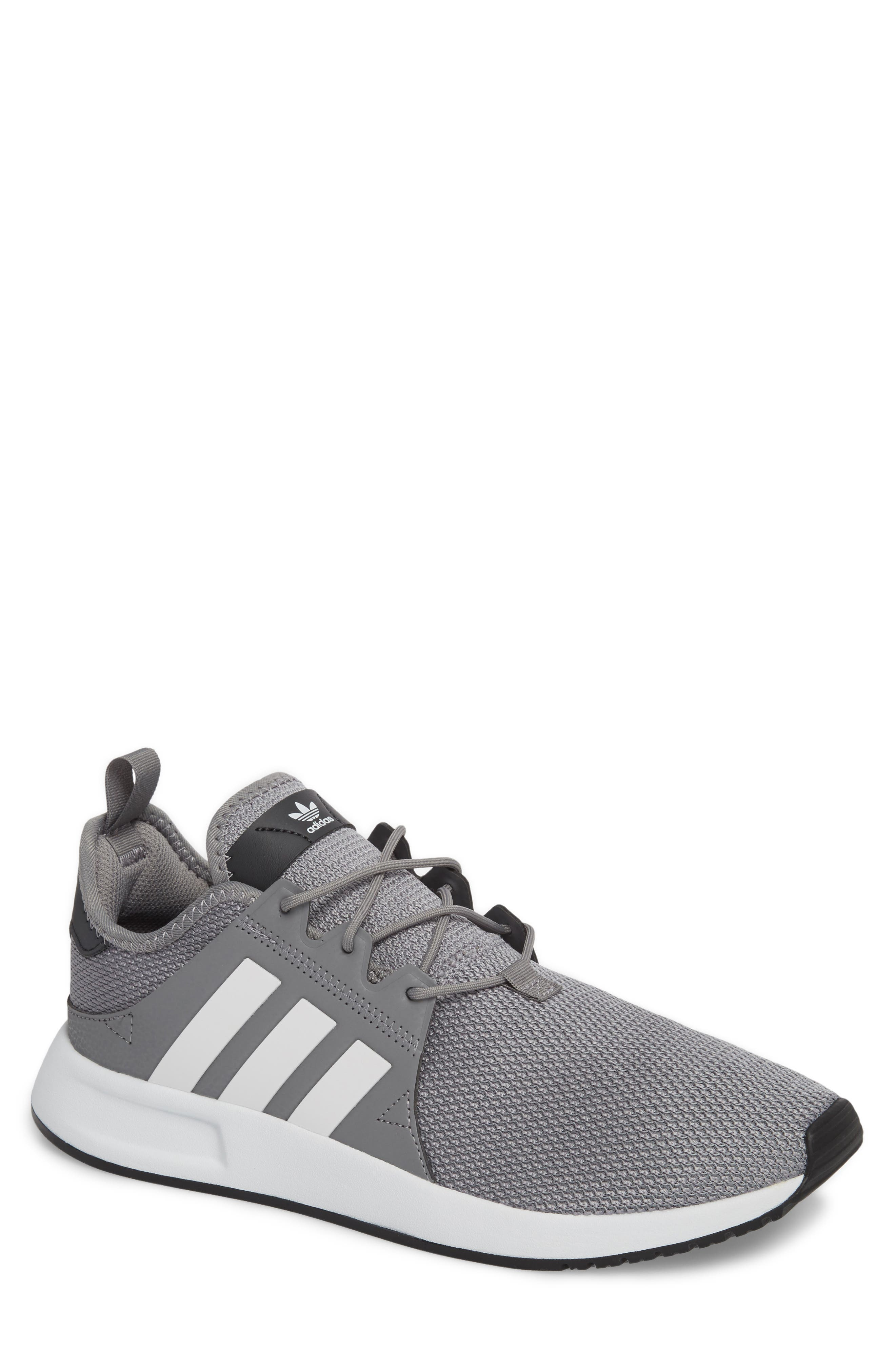 X_PLR Sneaker,                         Main,                         color, Grey/ White/ Carbon
