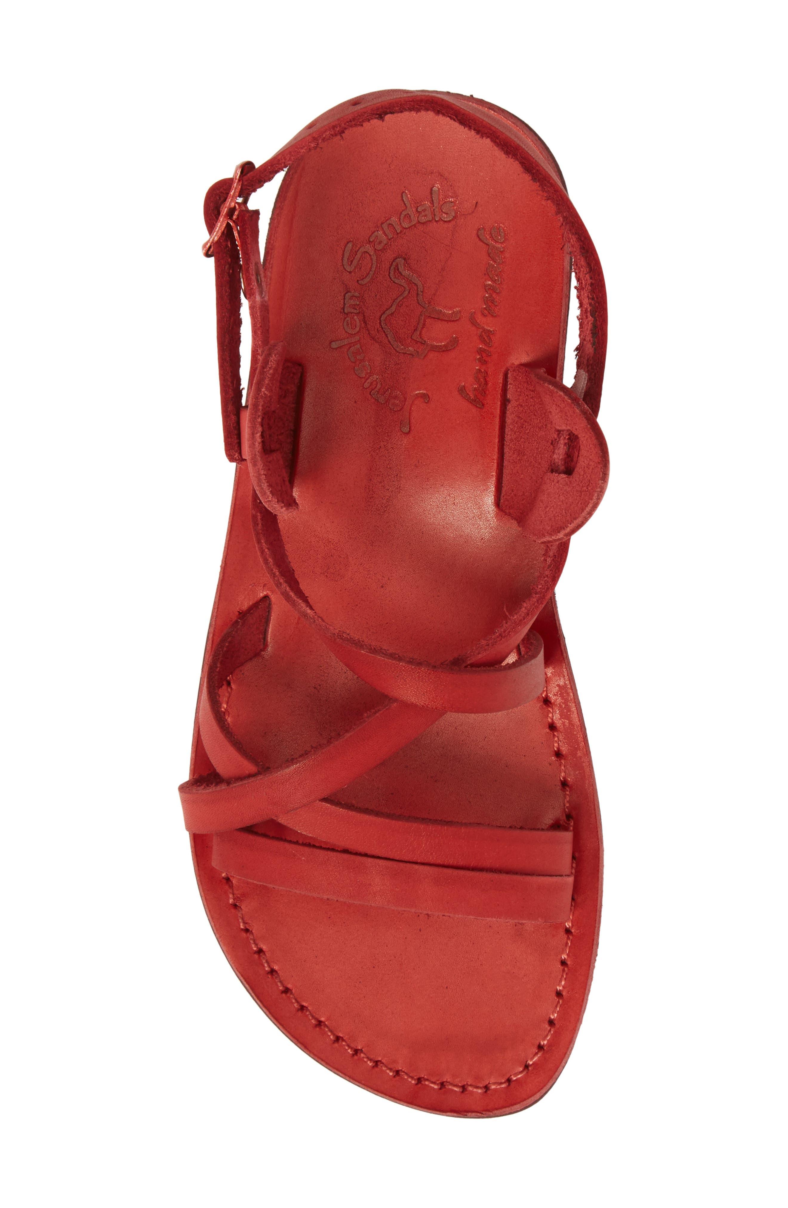 Alternate Image 5  - Jerusalem Sandals Tzippora Slingback Sandal (Women)