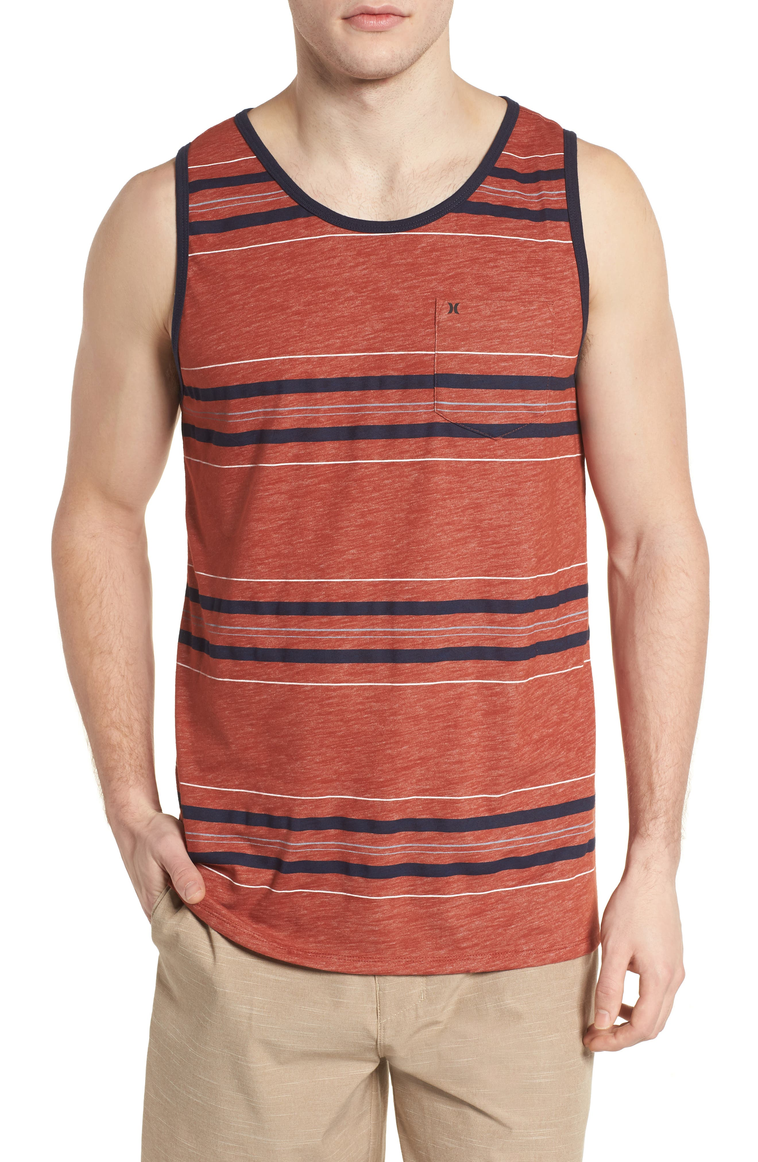 Dri-FIT Lagos Yesterday Tank,                         Main,                         color, Mars Stone