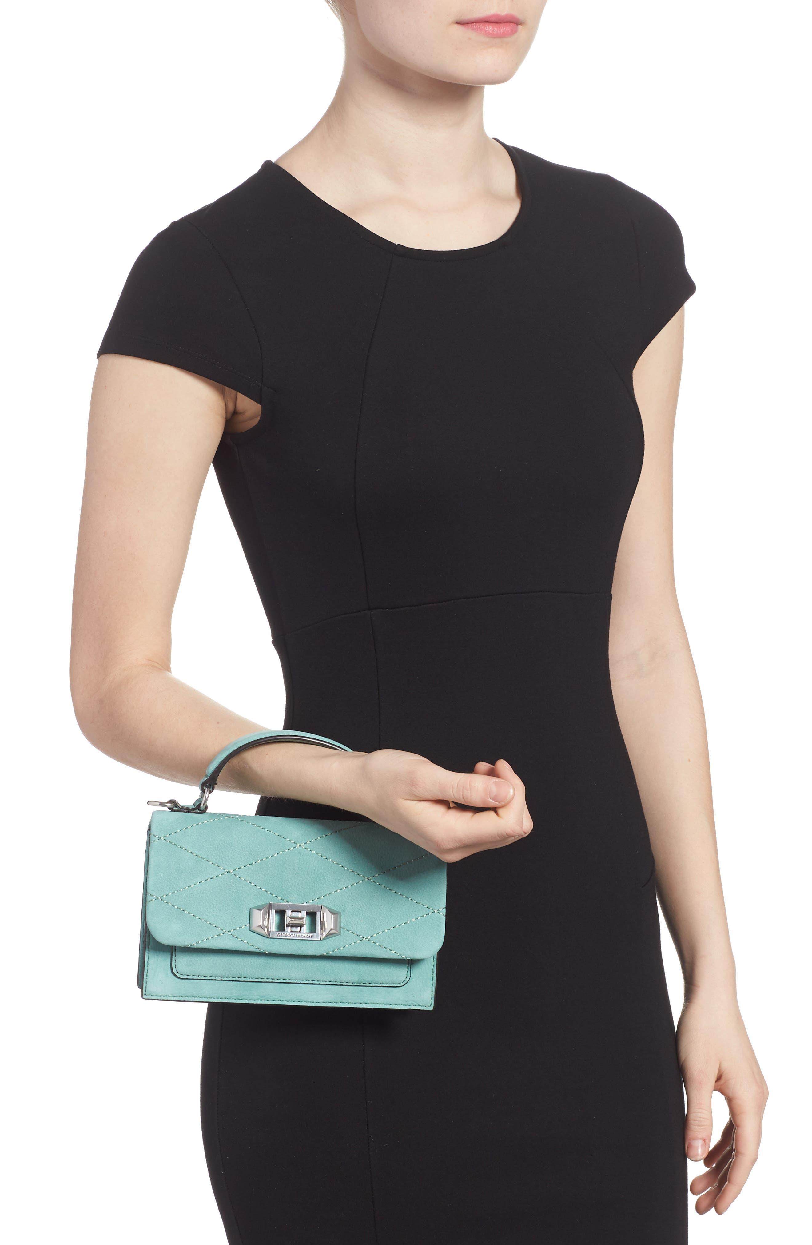 Alternate Image 2  - Rebecca Minkoff Small Je T'aime Leather Crossbody Bag