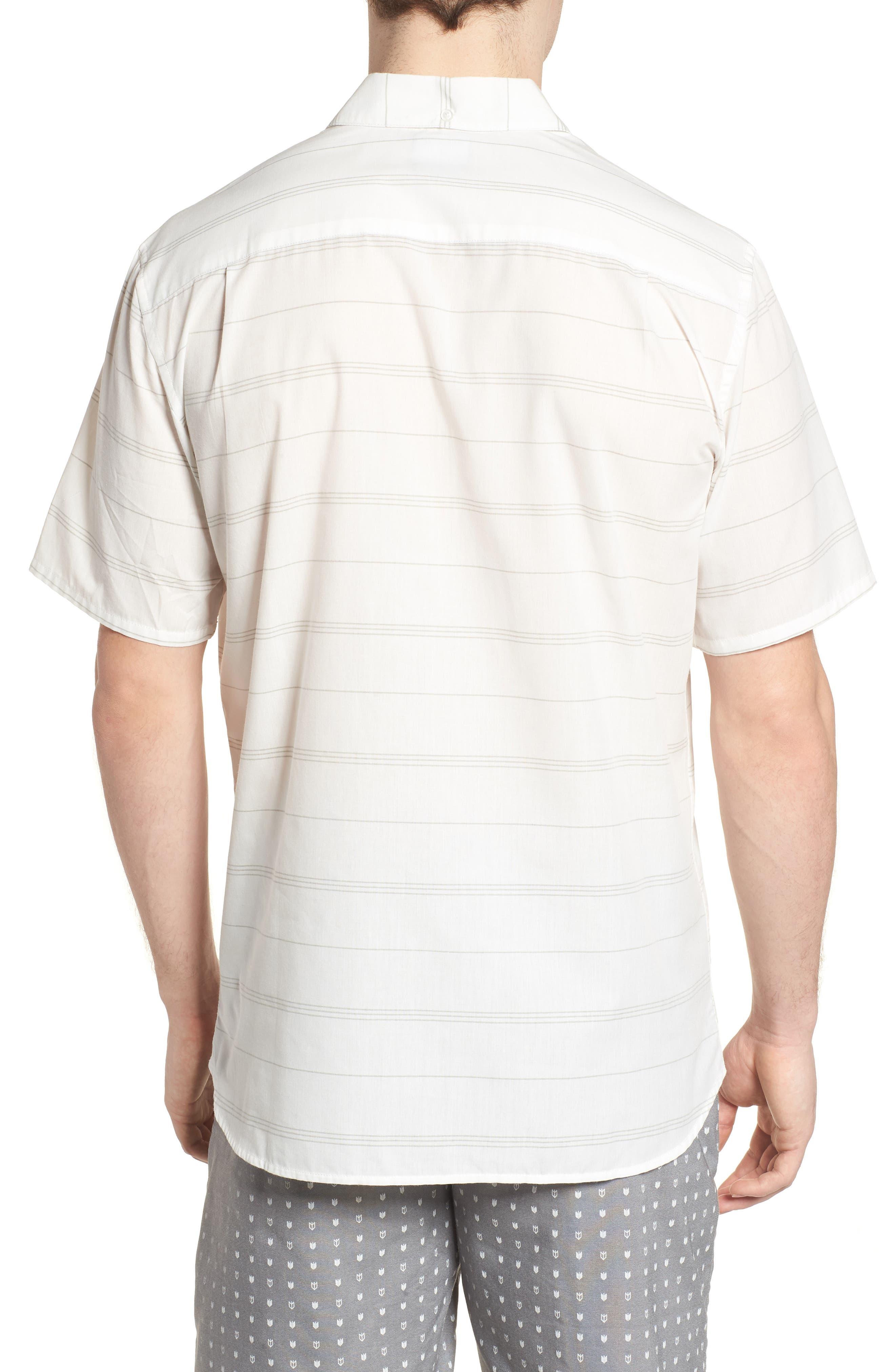 Dri-FIT Rhythm Shirt,                             Alternate thumbnail 3, color,                             Sail