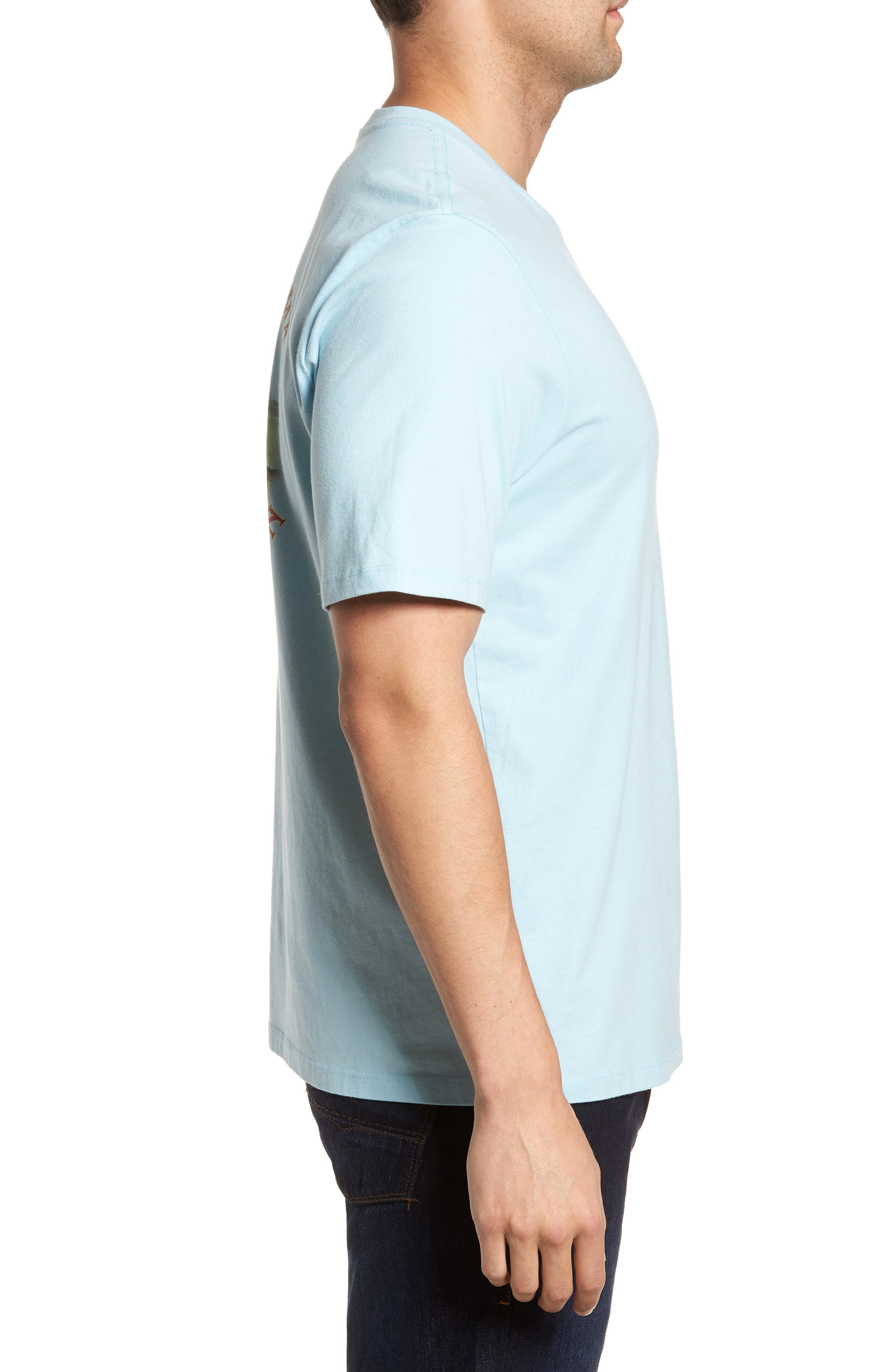 Zinspiration T-Shirt,                             Alternate thumbnail 3, color,                             Opal
