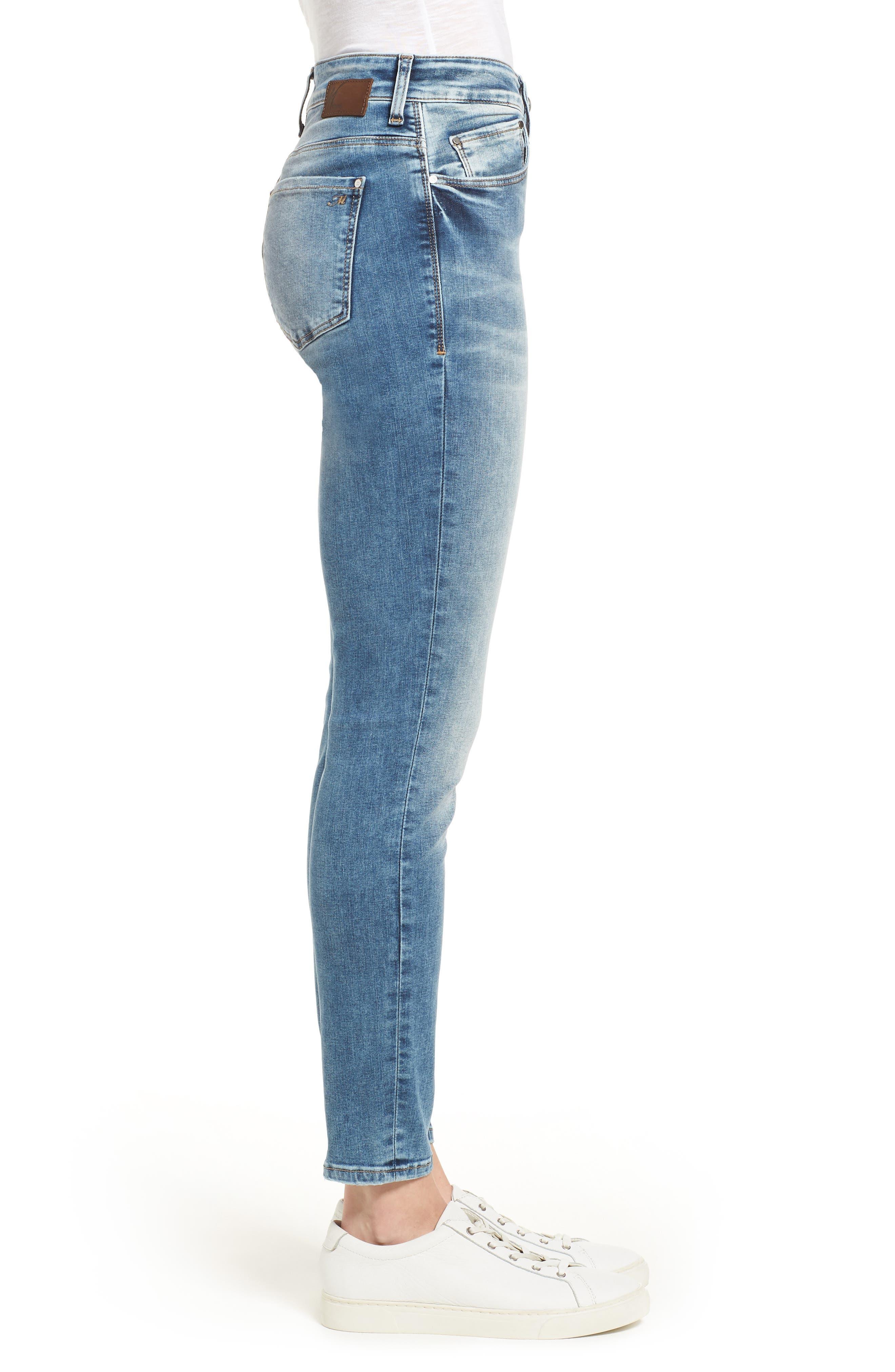 Alissa Ankle Jeans,                             Alternate thumbnail 3, color,                             Random Nolita
