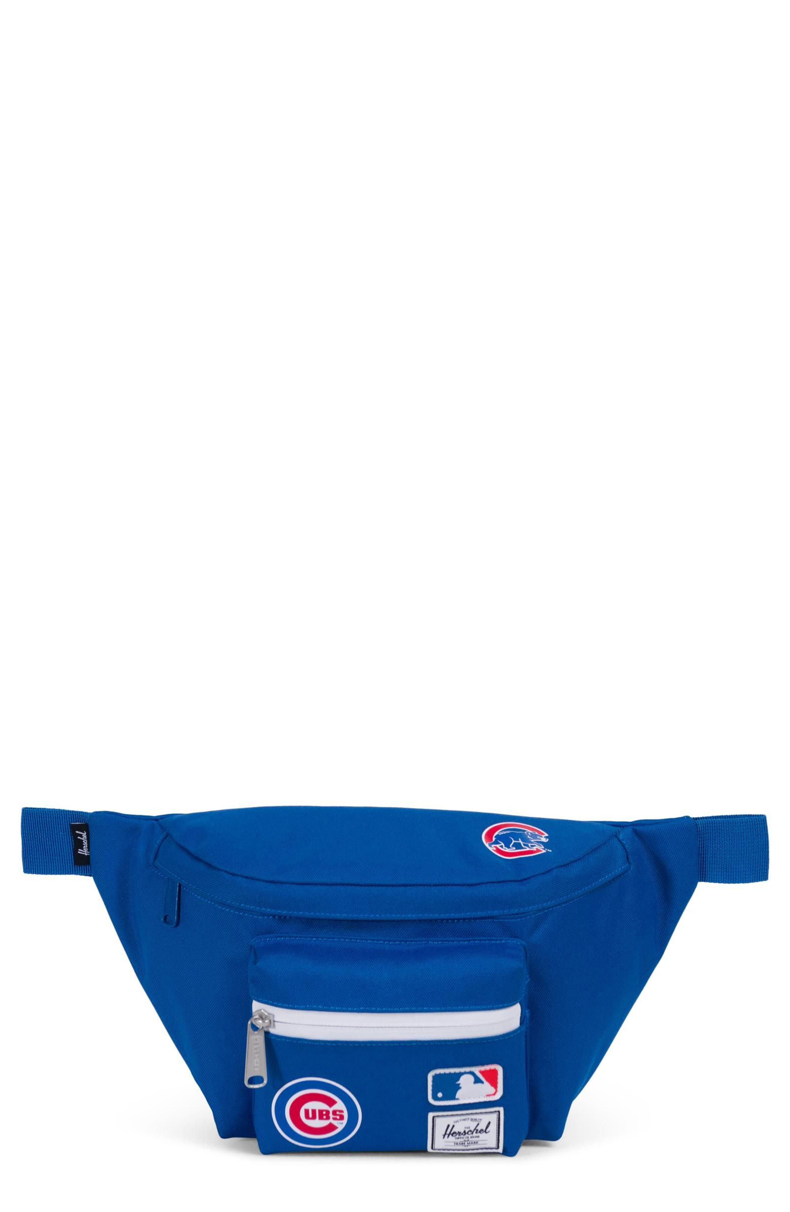 MLB NATIONAL LEAGUE HIP PACK - BLUE