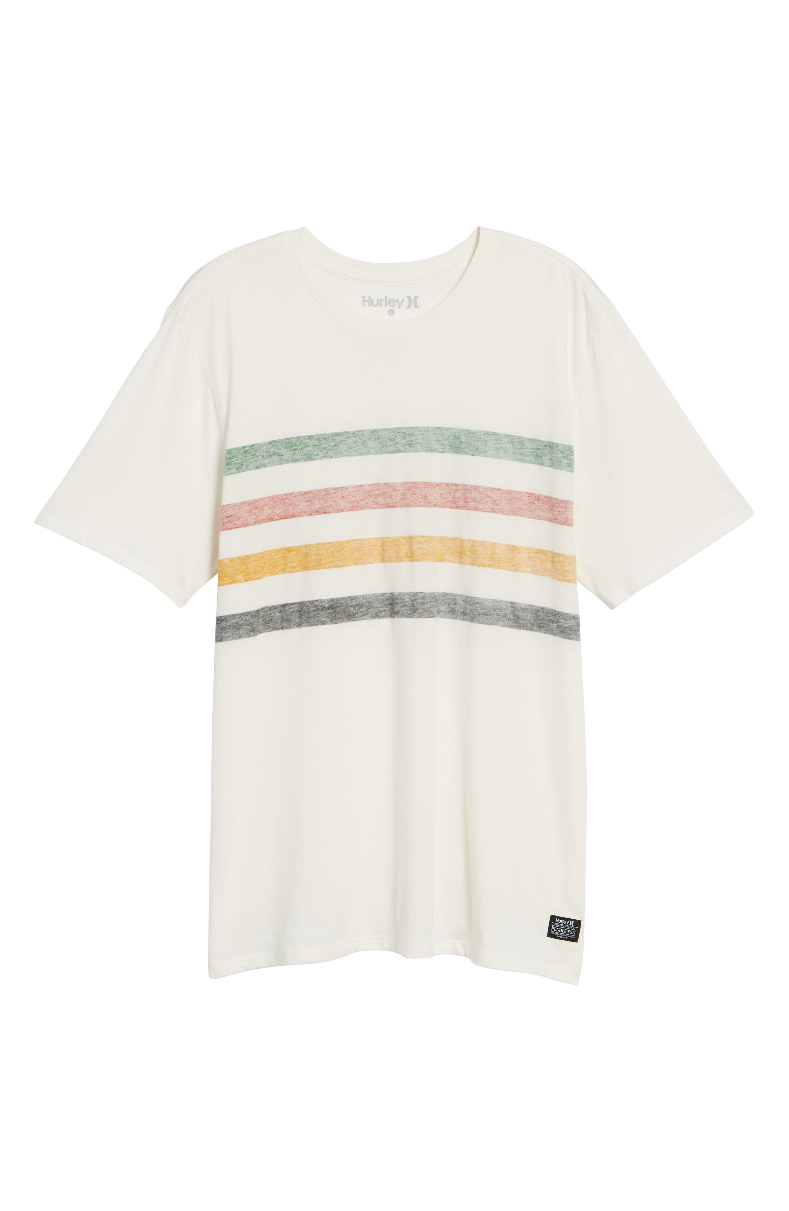 x Pendleton Glacier T-Shirt,                             Alternate thumbnail 6, color,                             Sail