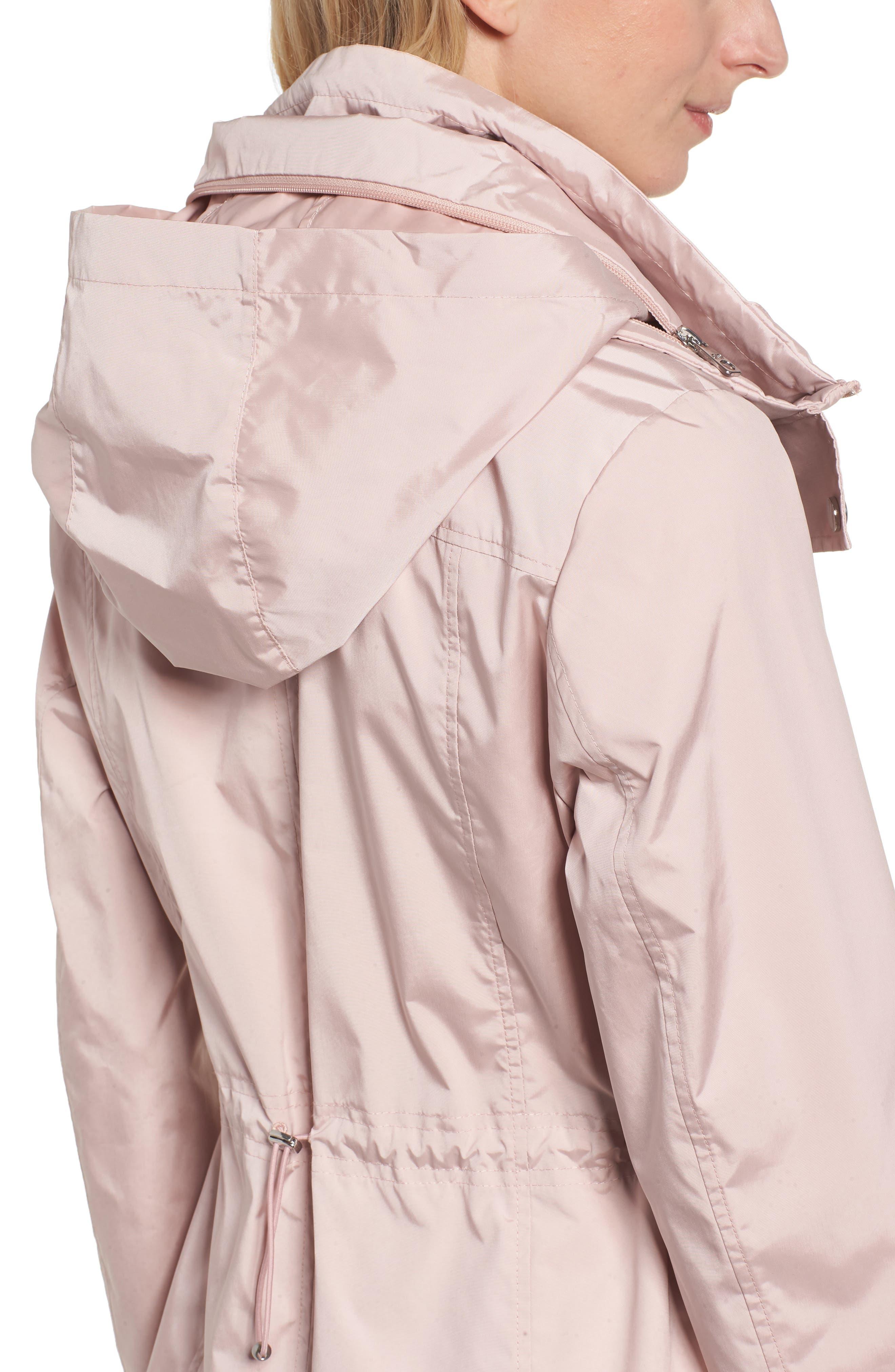 Alternate Image 4  - Cole Haan Signature Packable Raincoat