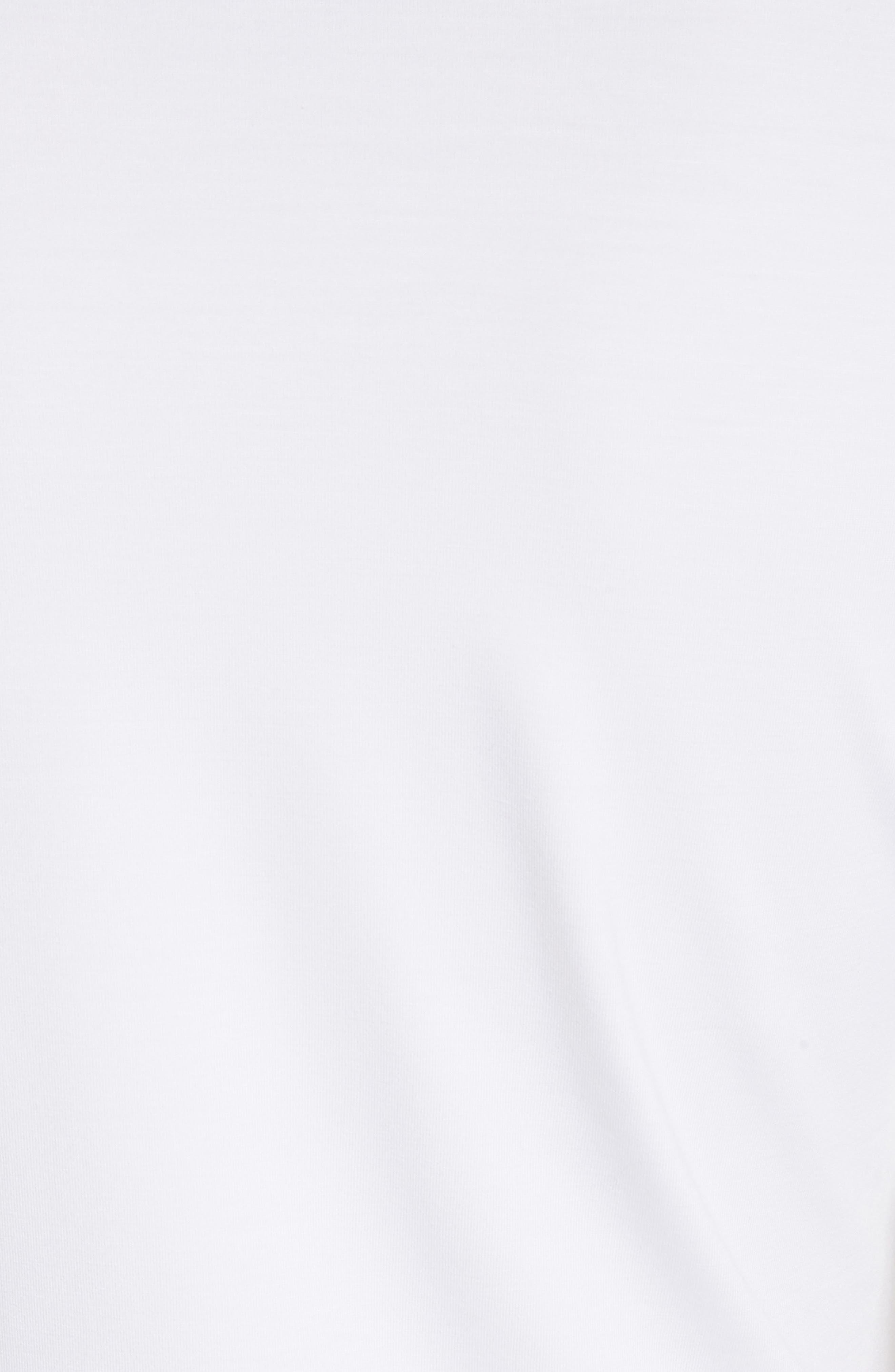 Alternate Image 5  - Emporio Armani Stretch Knit Top