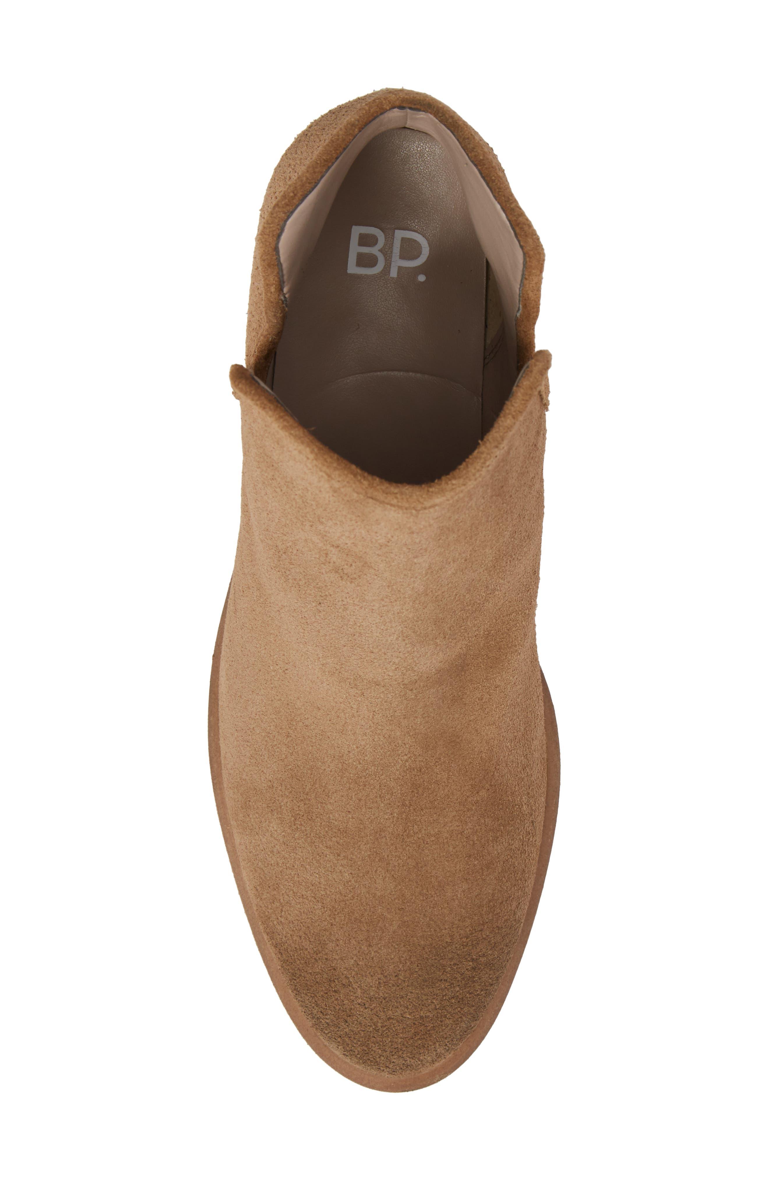Alternate Image 5  - BP. Barris Block Heel Bootie (Women)