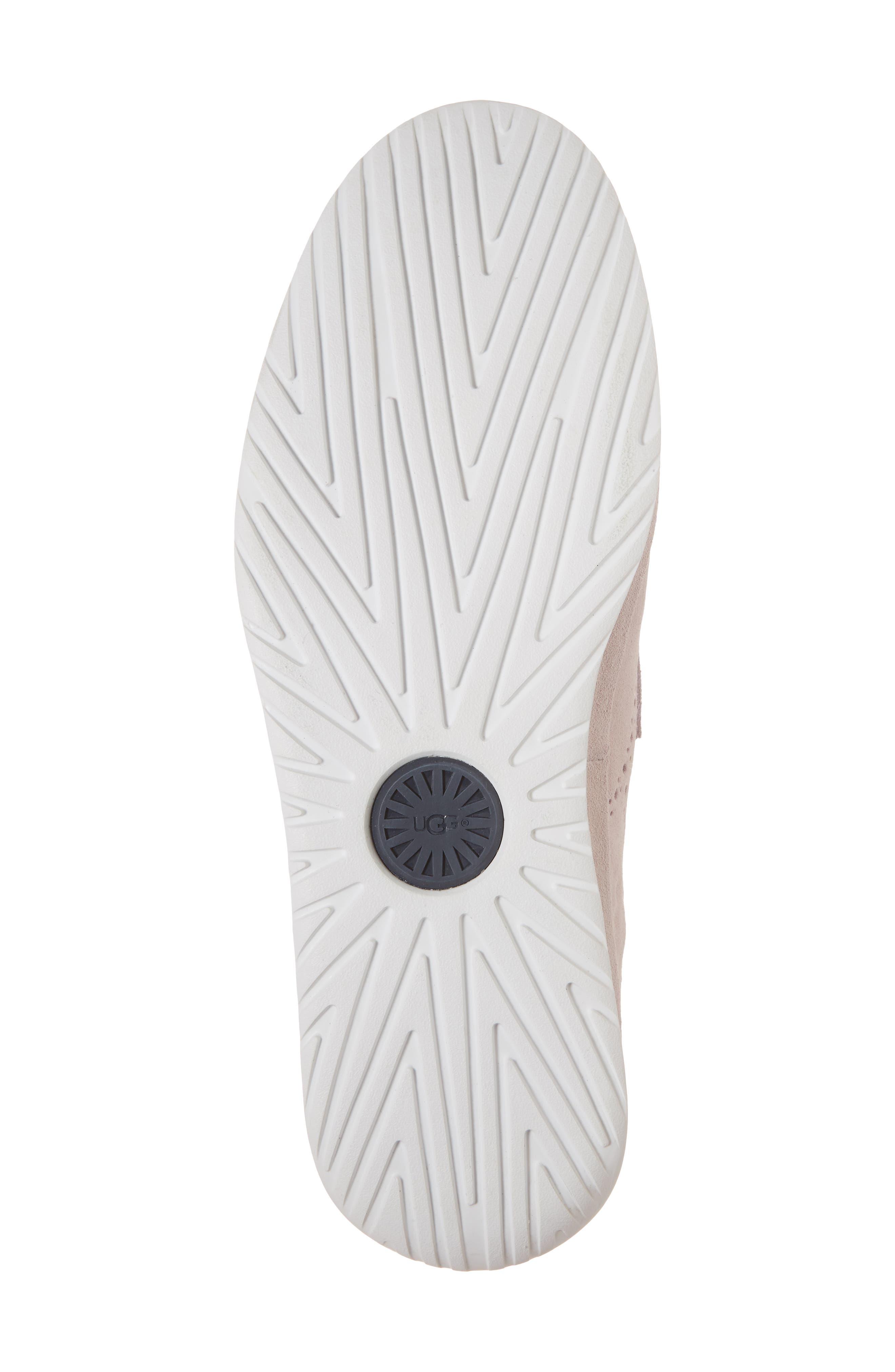 Alternate Image 6  - UGG® Cali Collapsible Wingtip Penny Loafer (Men)