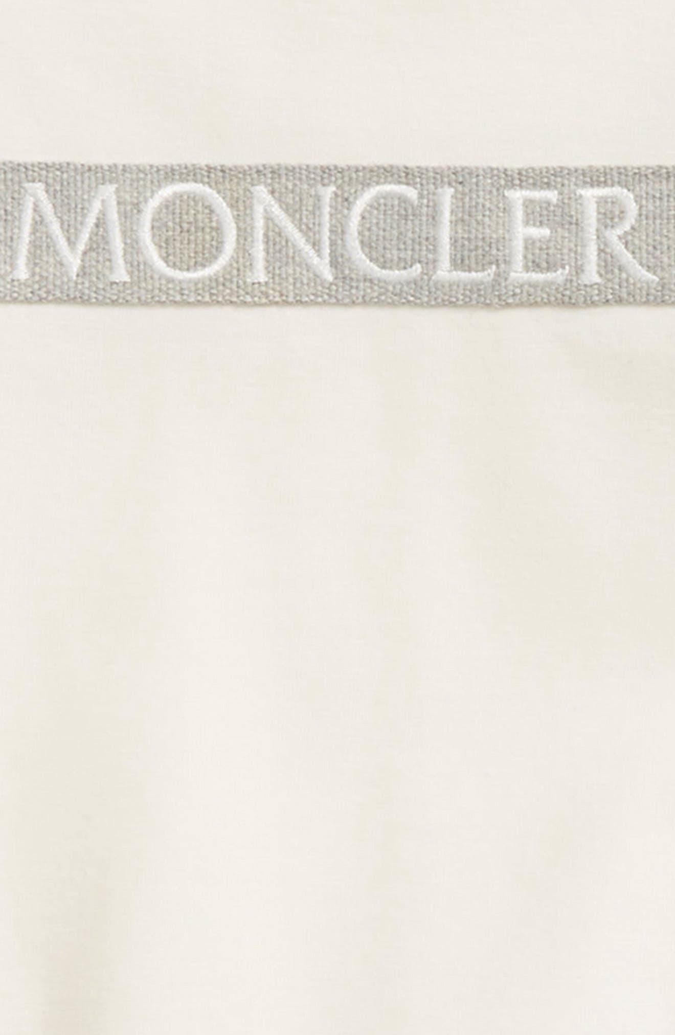 Short Romper & Beanie Gift Set,                             Alternate thumbnail 2, color,                             Off White