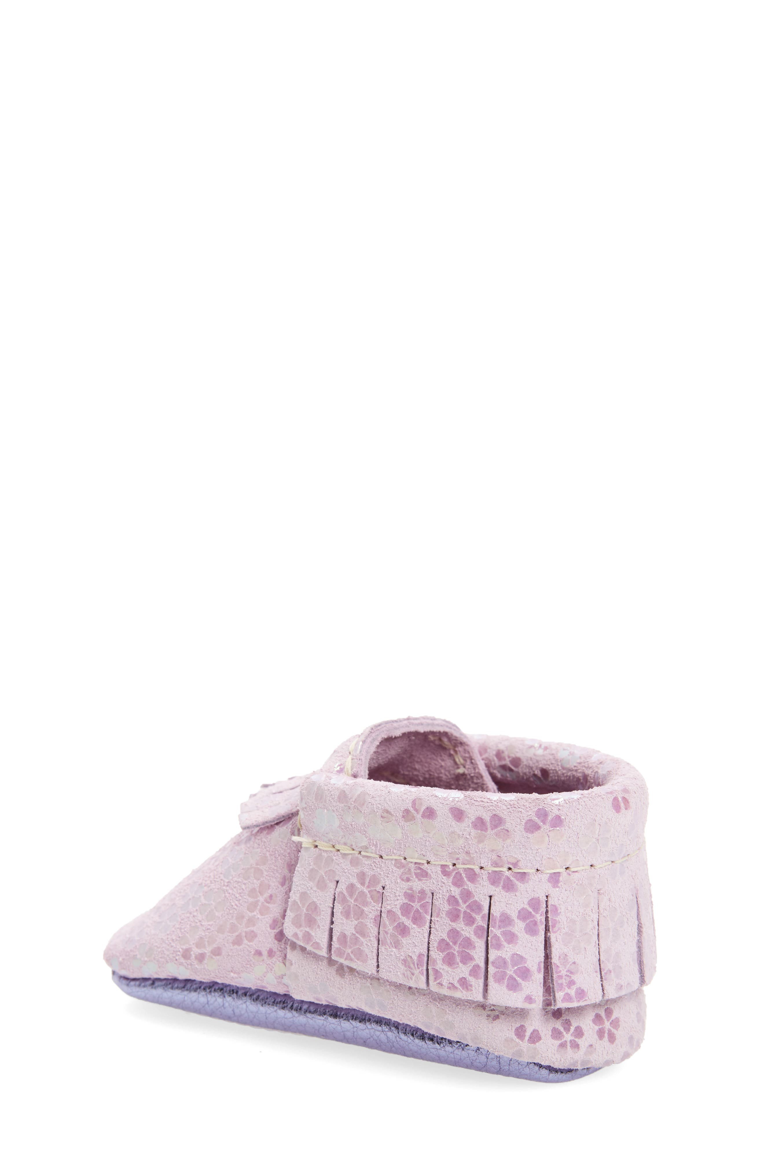 Lilac Blossom Moccasin,                             Alternate thumbnail 2, color,                             Lilac Blossom
