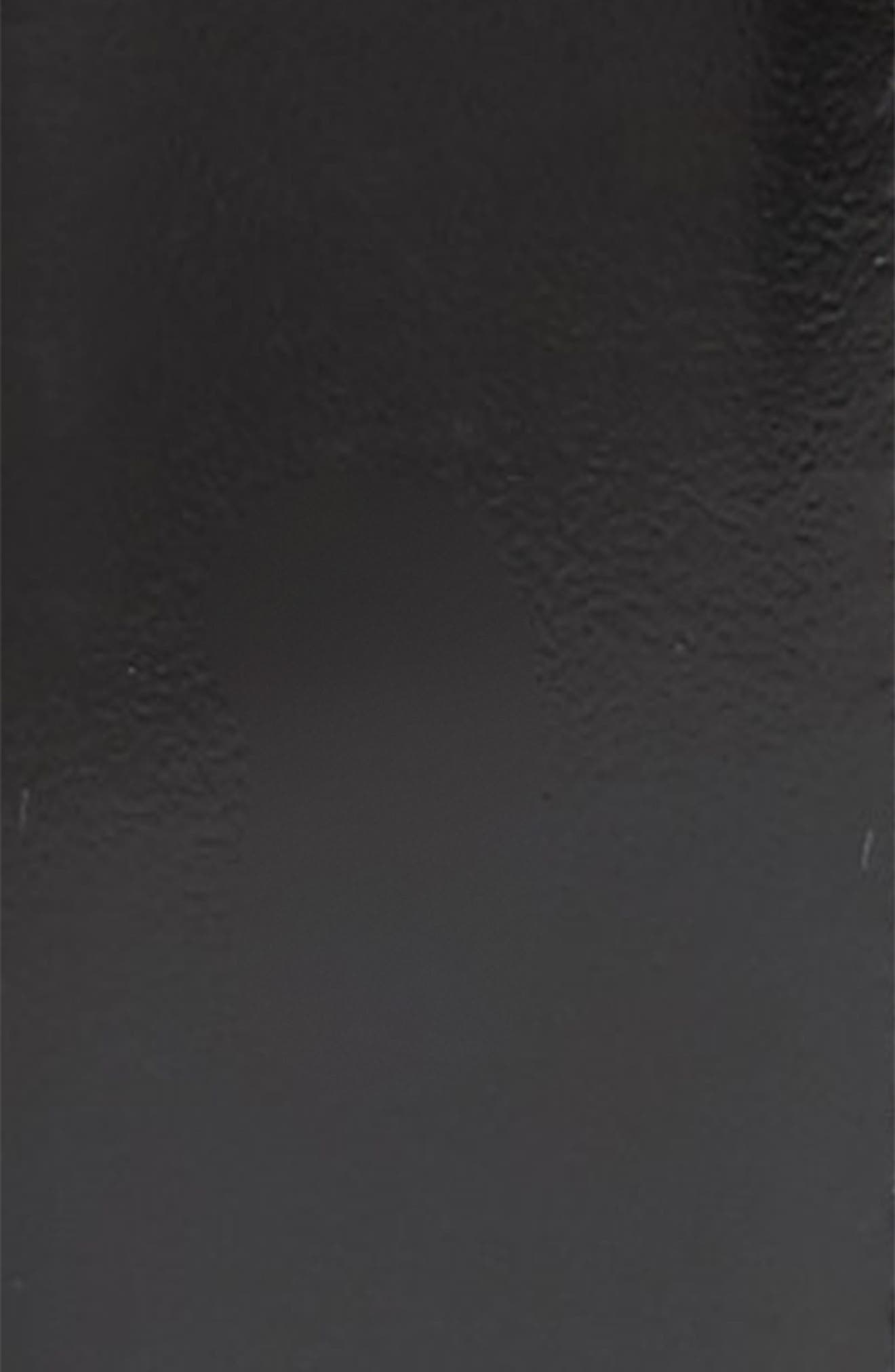 Classic Leather Belt,                             Alternate thumbnail 3, color,                             Black