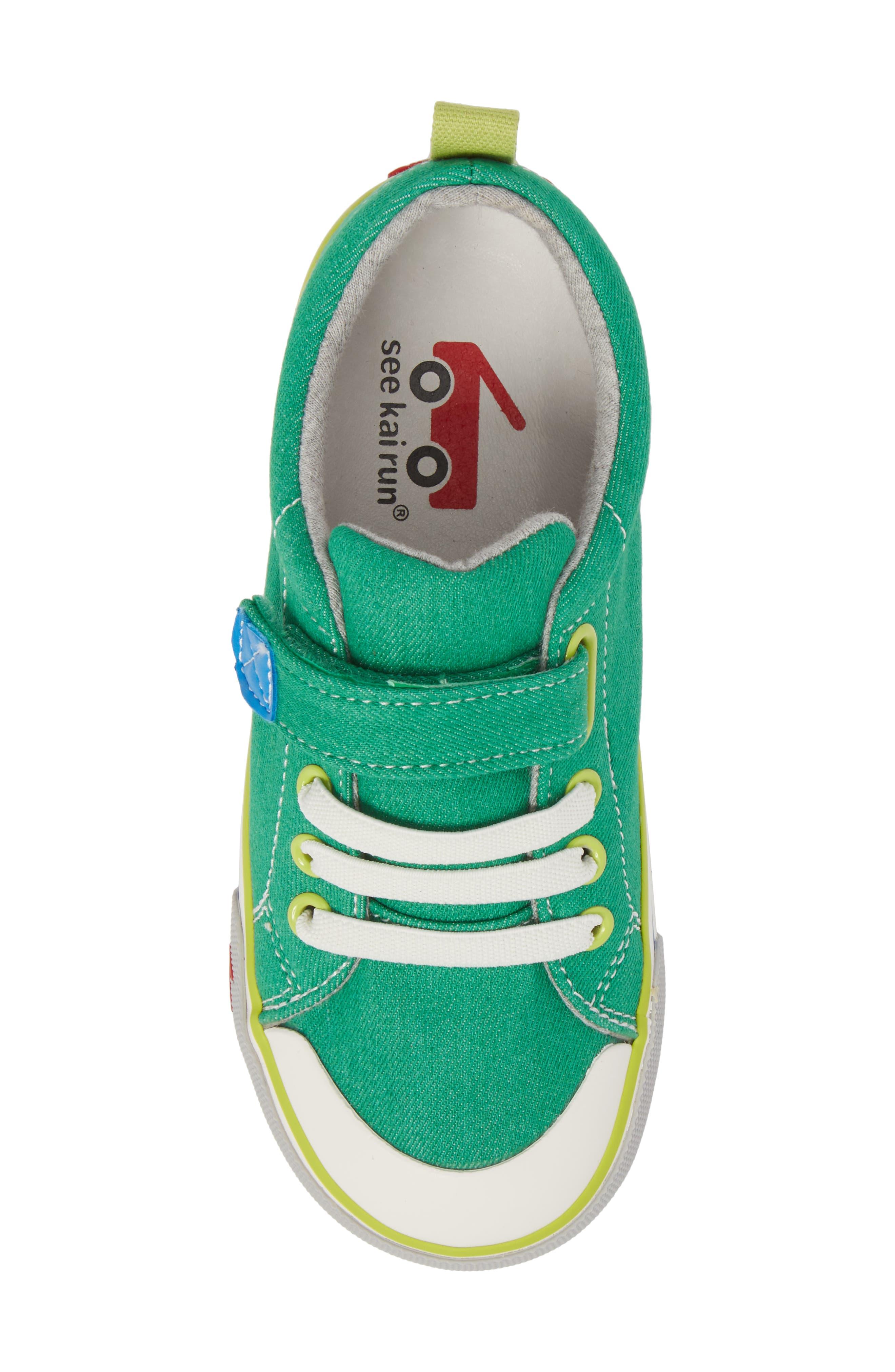 Alternate Image 5  - See Kai Run Stevie II Sneaker (Baby, Walker & Toddler)