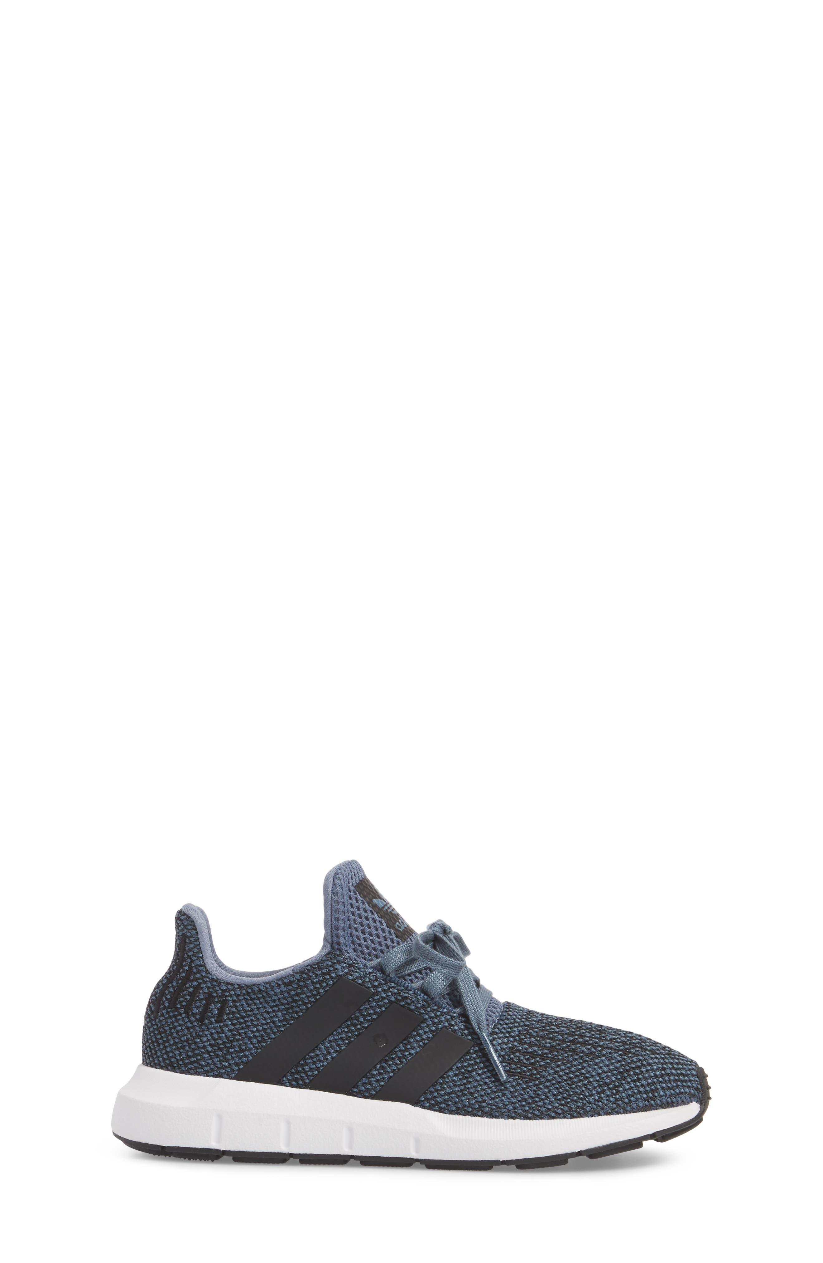 Alternate Image 3  - adidas Swift Run J Sneaker (Baby, Walker, Toddler, Little Kid & Big Kid)