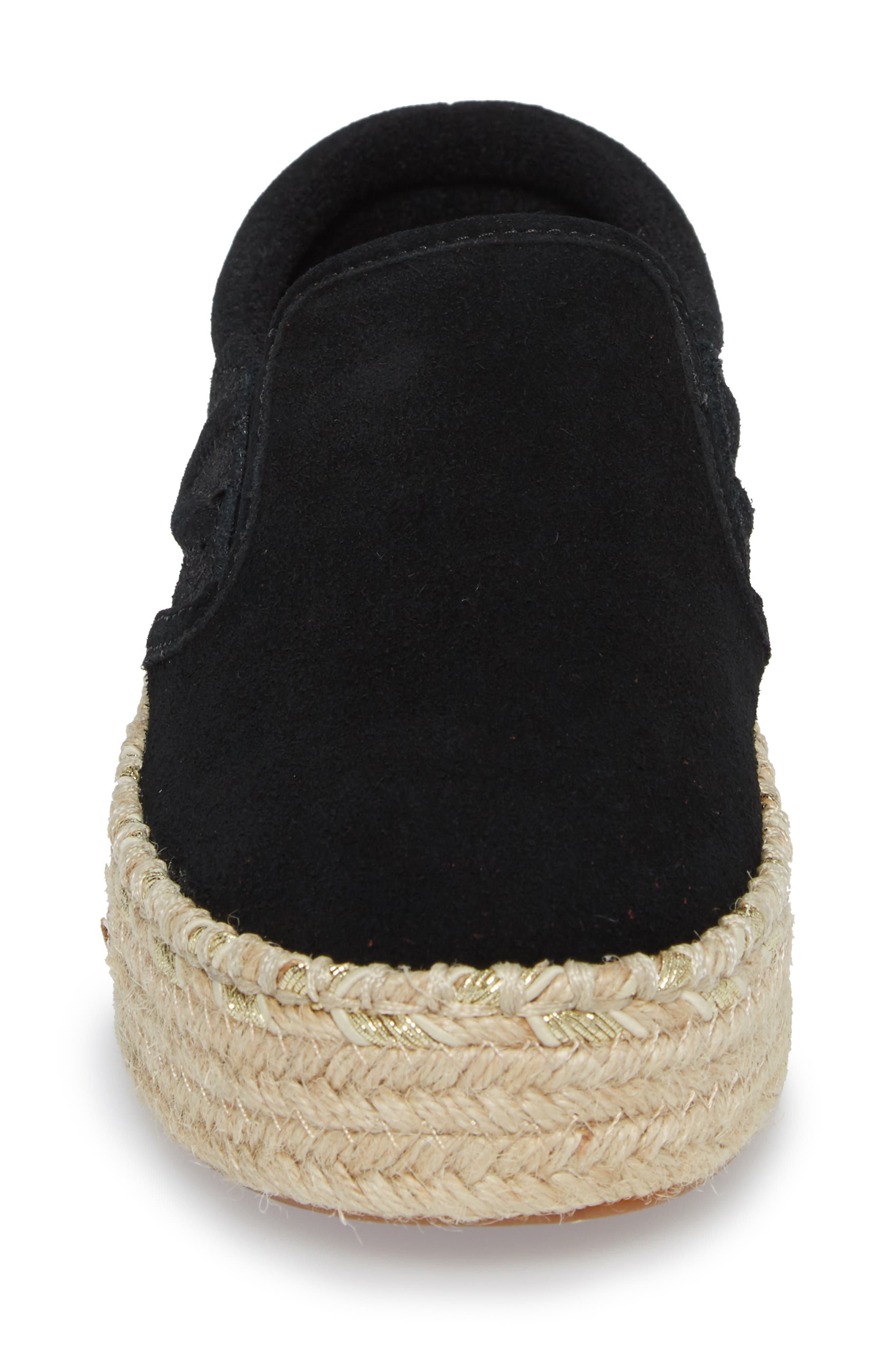 Alternate Image 4  - Tretorn Espadrille Slip-On (Women)