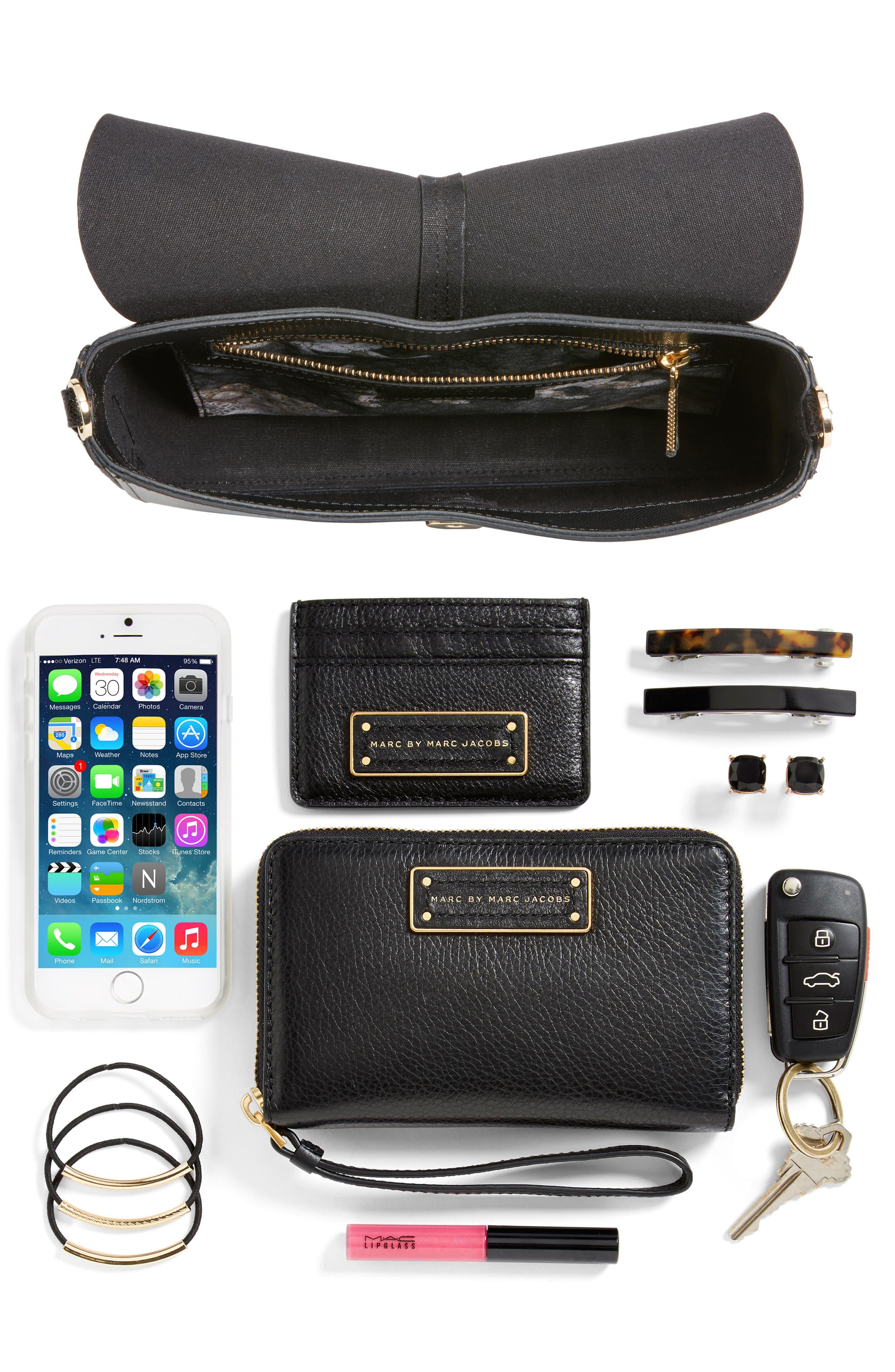 Alternate Image 8  - Ted Baker London Kittii Cat Leather Crossbody Bag