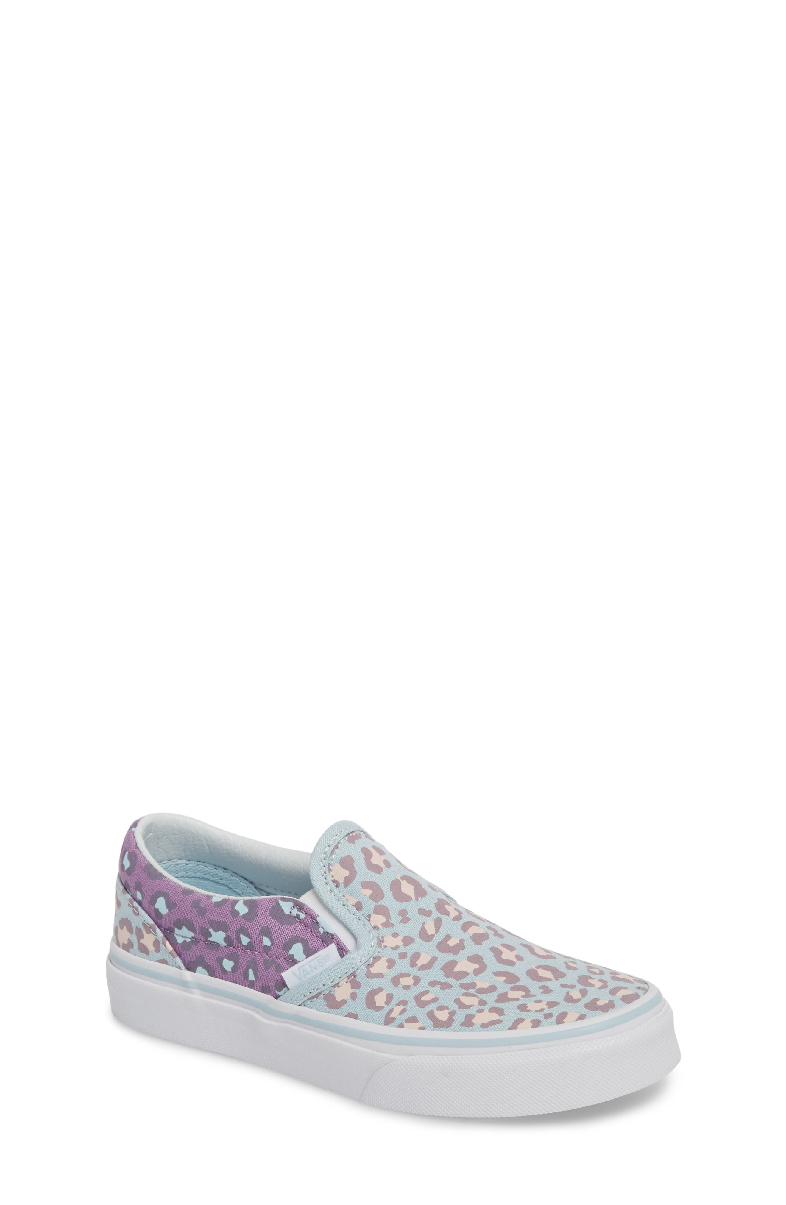 Vans Classic Slip-On (Toddler, Little Kid & Big ...