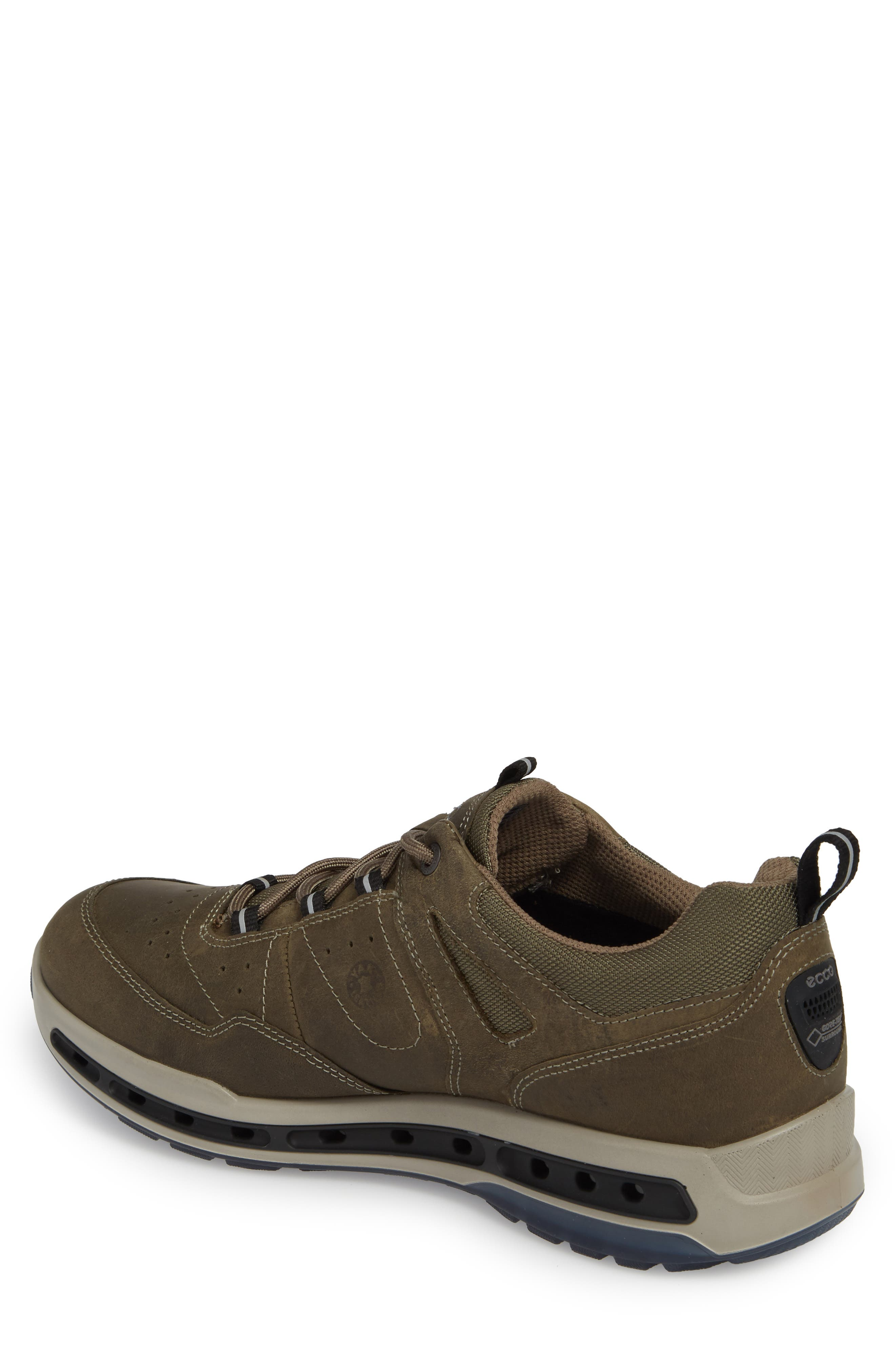 Cool Walk Gore-Tex<sup>®</sup> Sneaker,                             Alternate thumbnail 2, color,                             Tarmac Leather