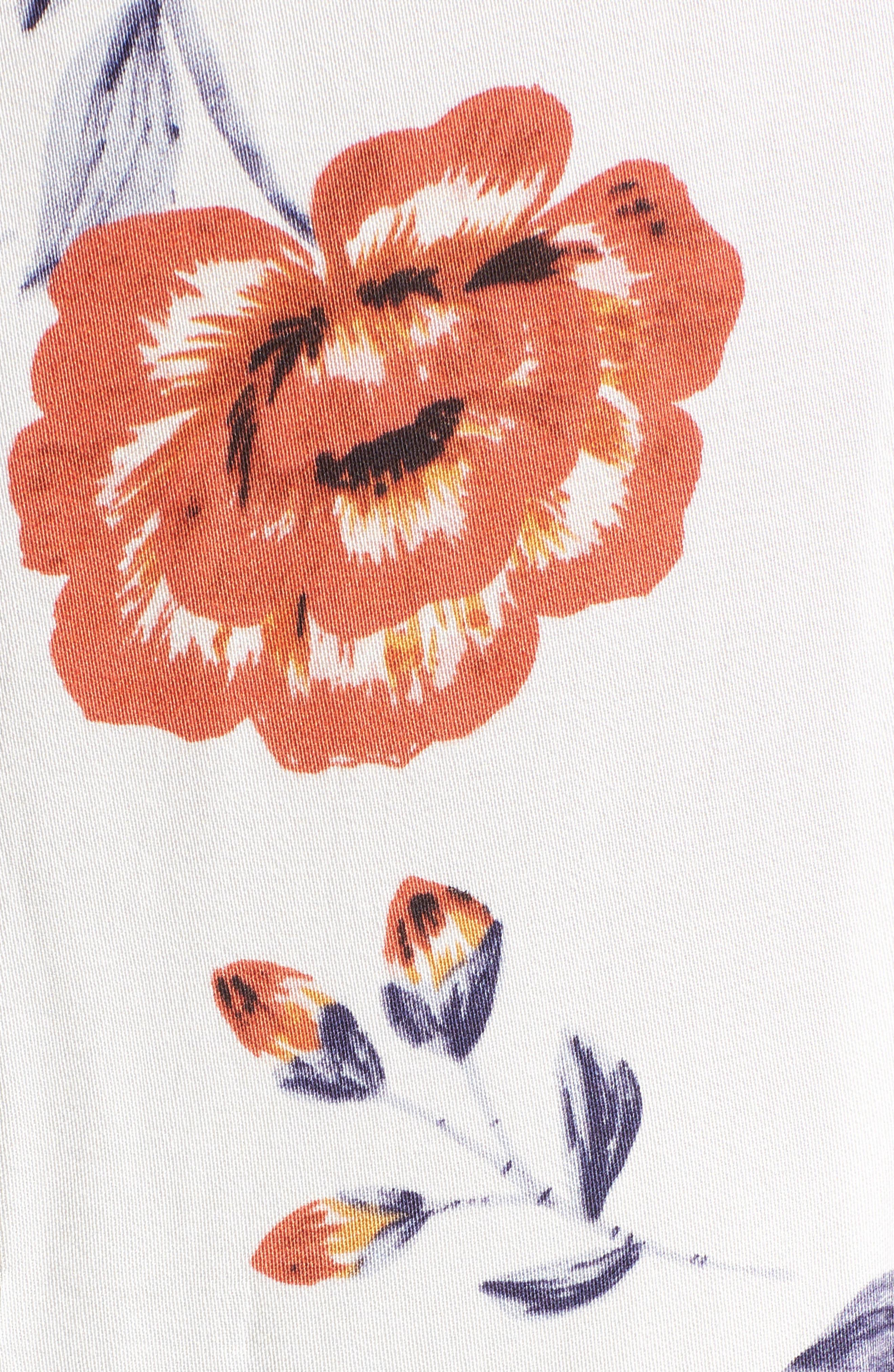 Sweet Surrender Maxi Dress,                             Alternate thumbnail 5, color,                             Multi