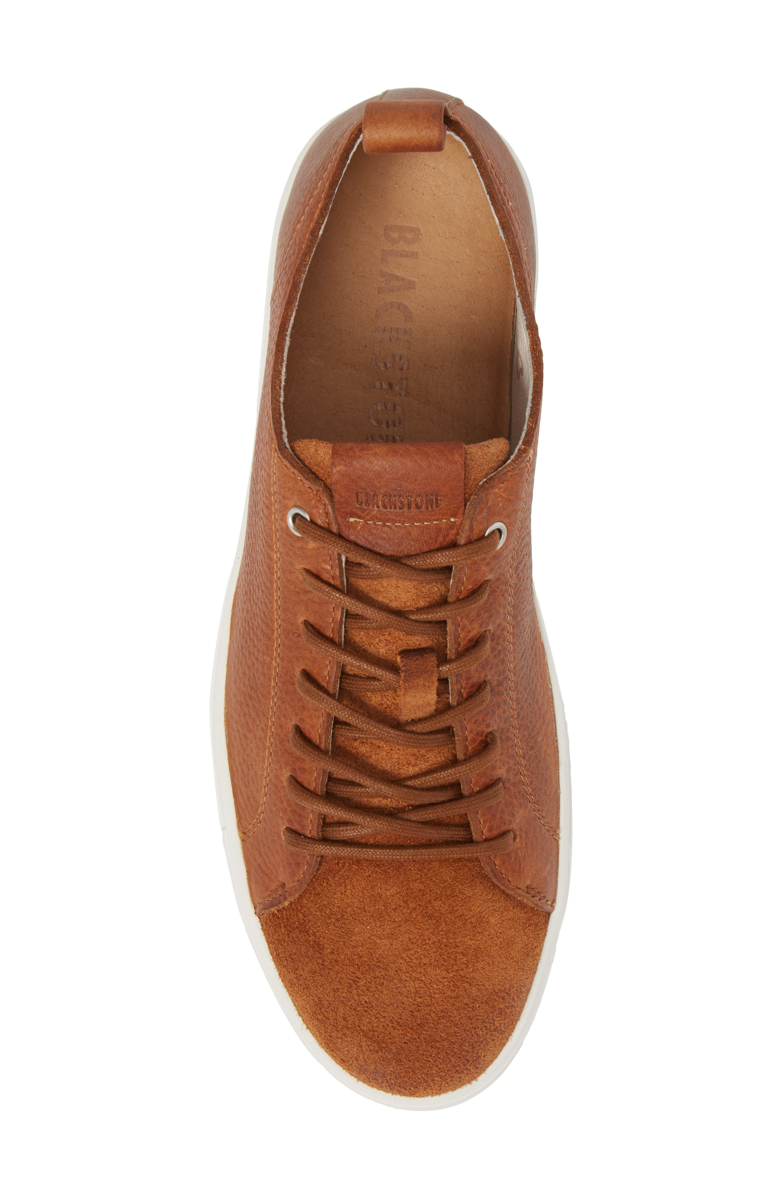 PM46 Low Top Sneaker,                             Alternate thumbnail 5, color,                             Cuoio Leather