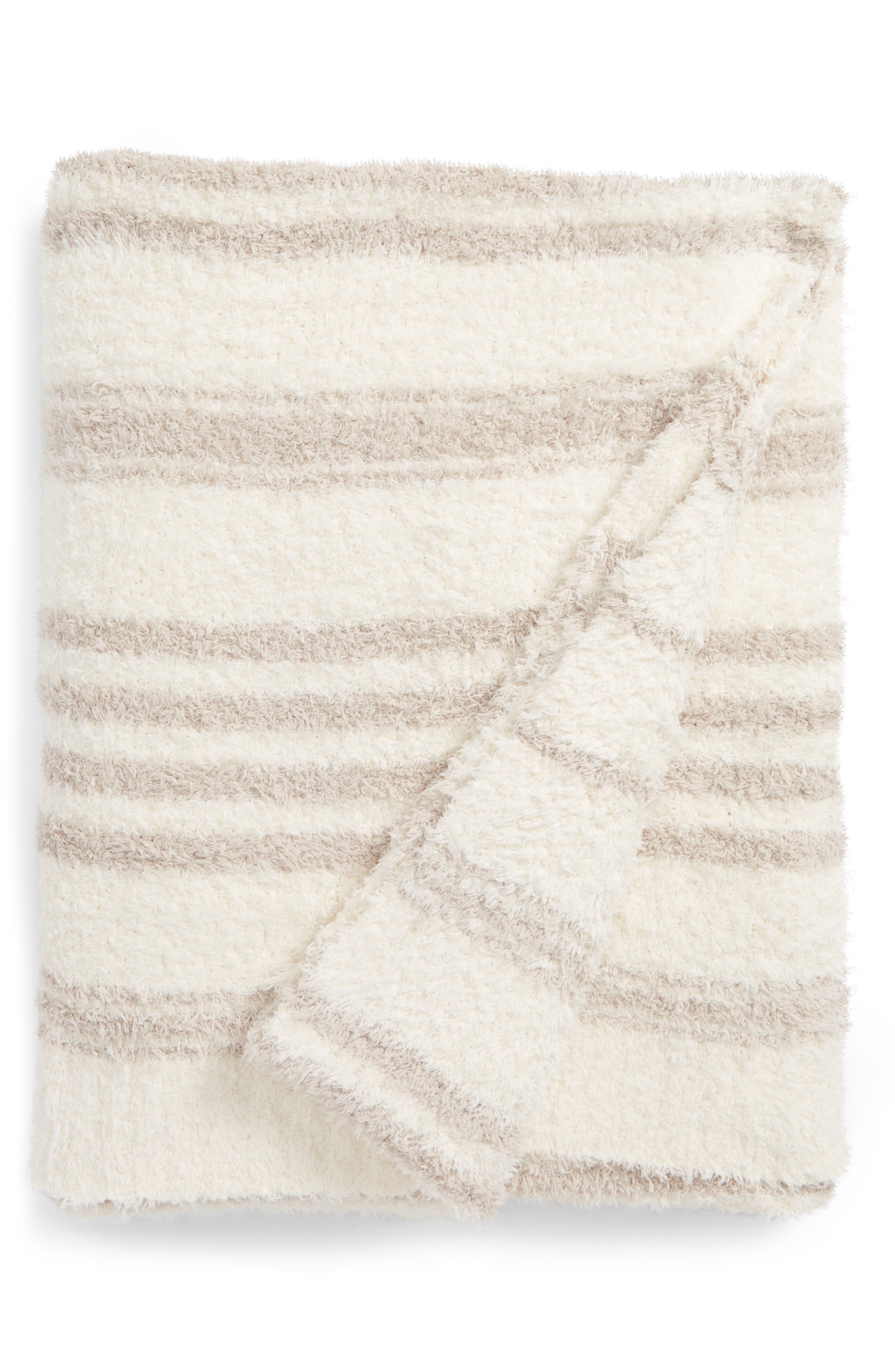 Barefoot Dreams® CozyChic™ Multi Stripe Throw