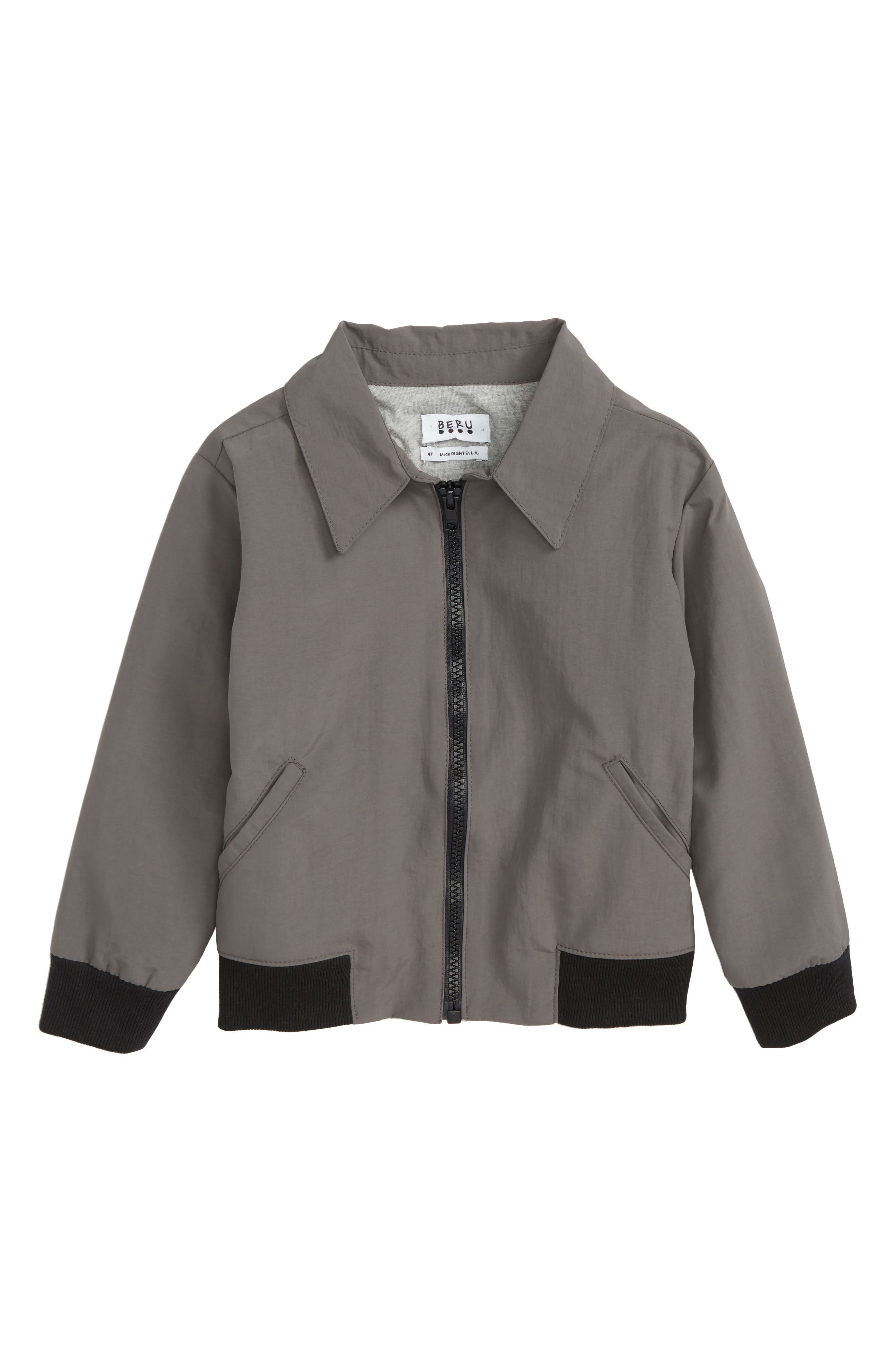 Beru Riles Jacket (Toddler Boys & Little Boys)