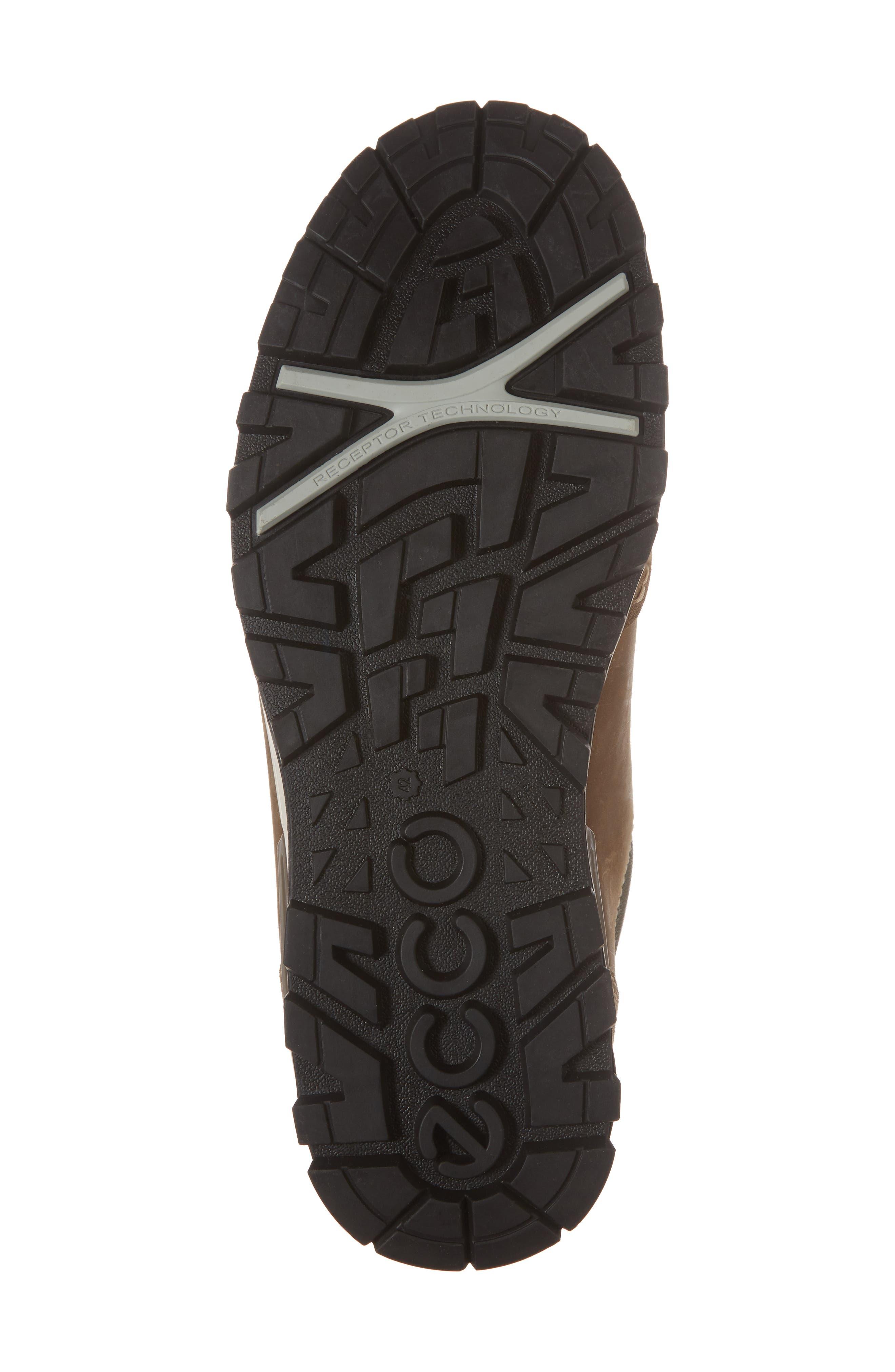 Oregon Sneaker,                             Alternate thumbnail 6, color,                             Brown Leather