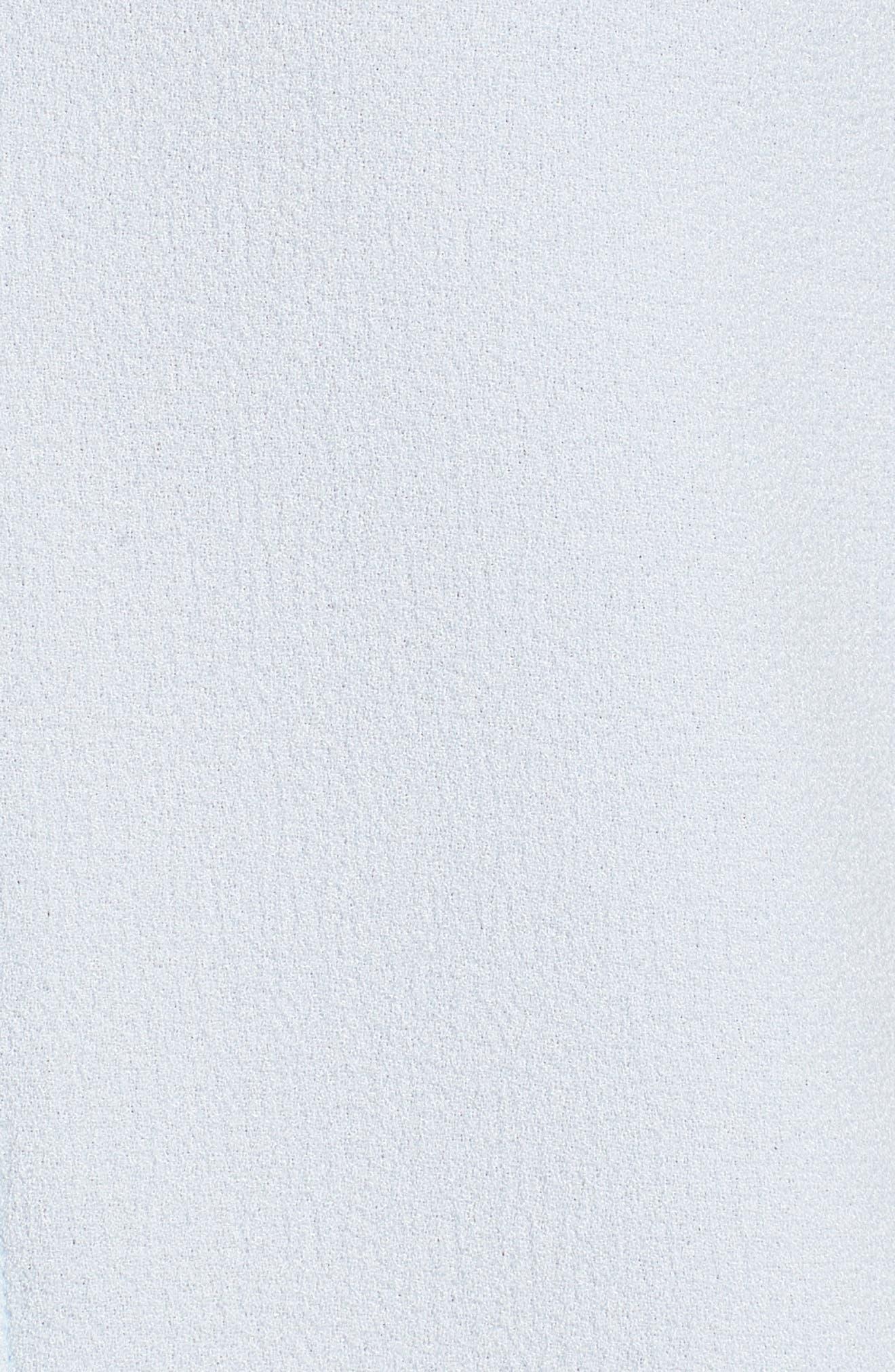 Alternate Image 5  - Hailey Crepe Dress